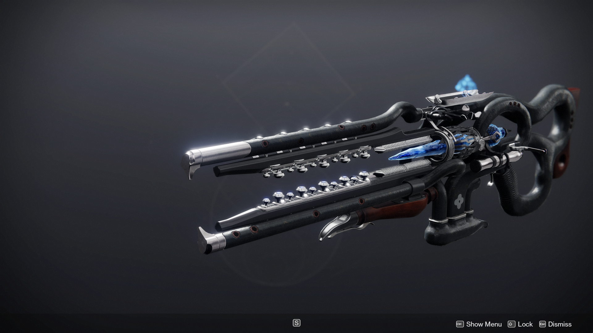 Ager's Scepter Destiny 2 Exotic Trace rifle