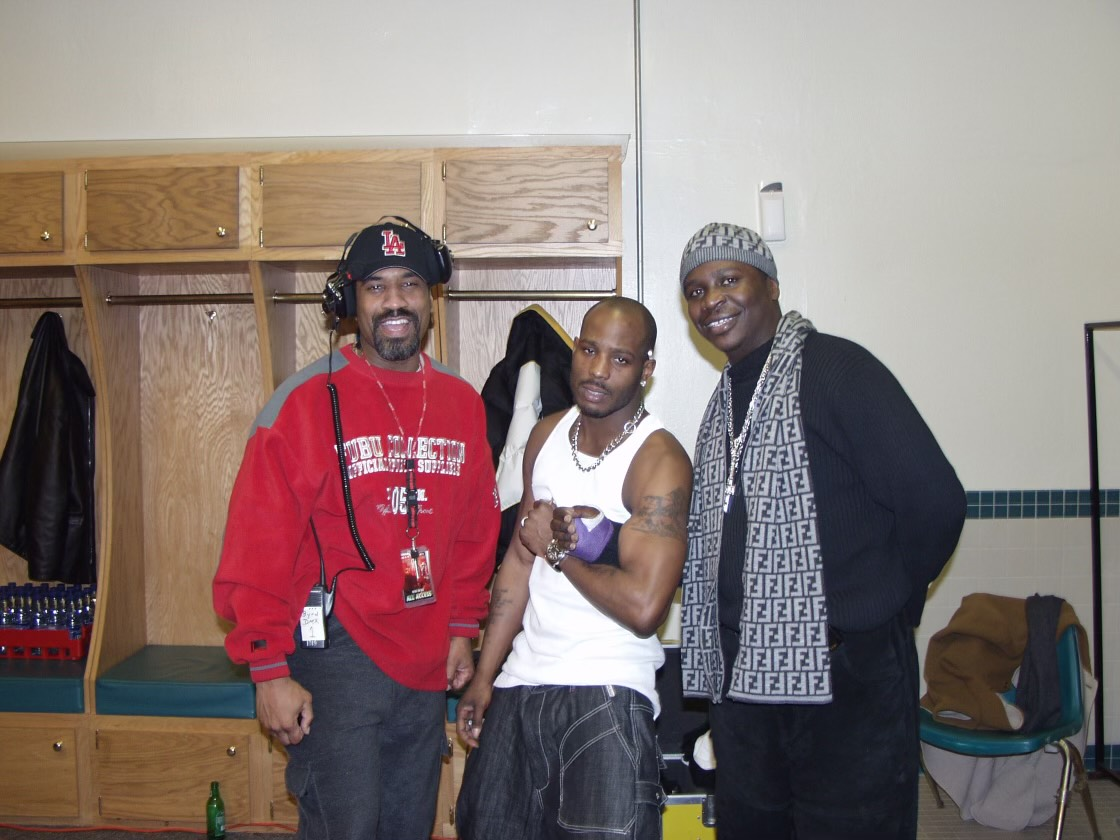 Ron Byrd and DMX