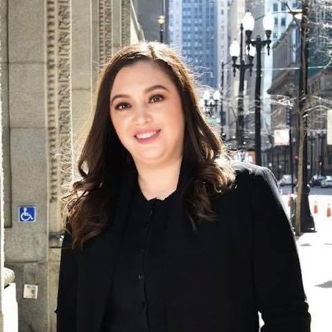 Lizbeth Ramirez, newly chosen executive director of the Illinois House Democrats' campaign fund.