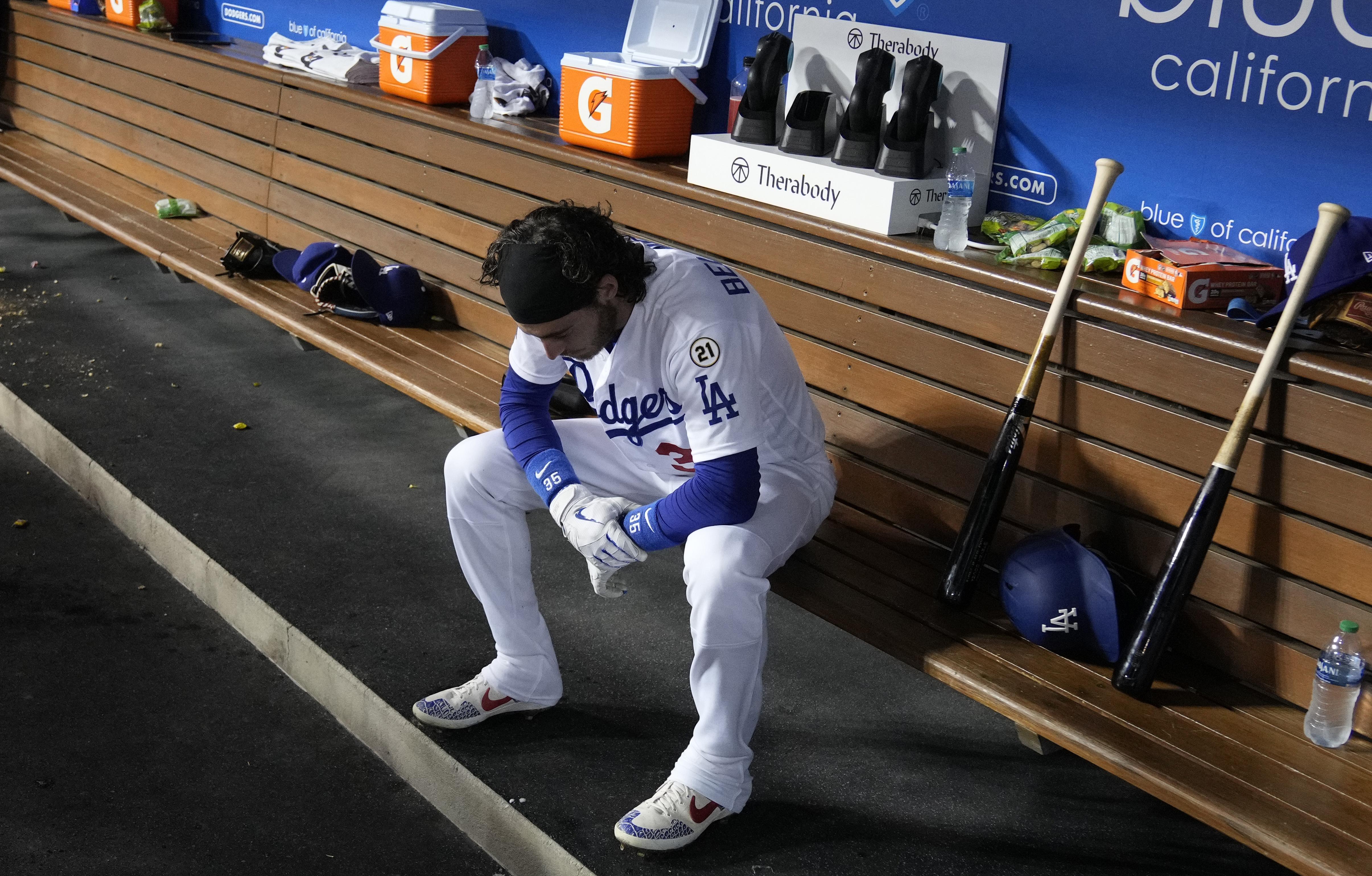 Los Angeles Dodgers defeat the Arizona Diamondbacks 5-3 during a baseball game at Dodger Stadium in Los Angeles.