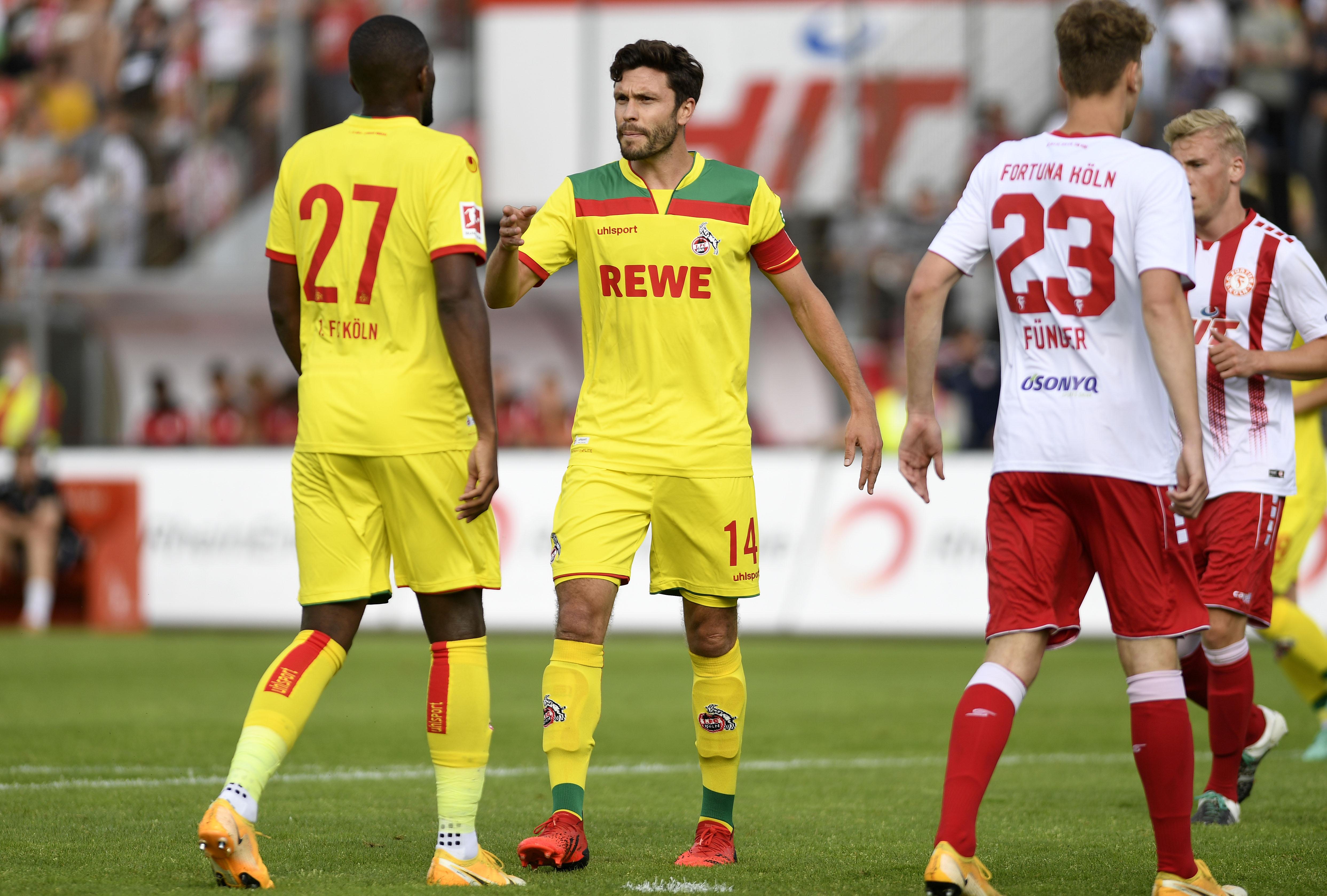 Fortuna Koeln v 1. FC Koeln - Pre-Season Friendly match