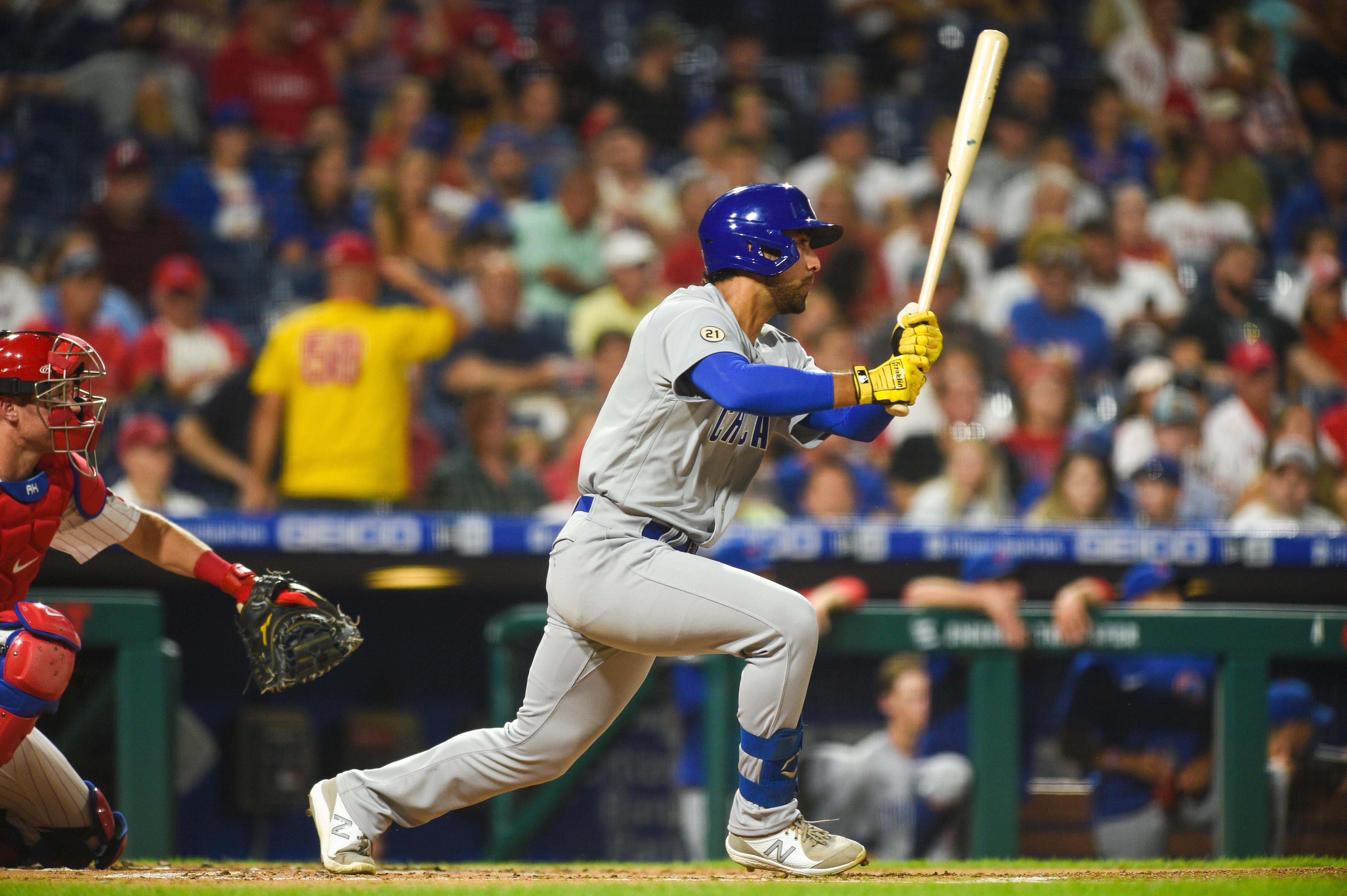 MLB: SEP 15 Cubs at Phillies