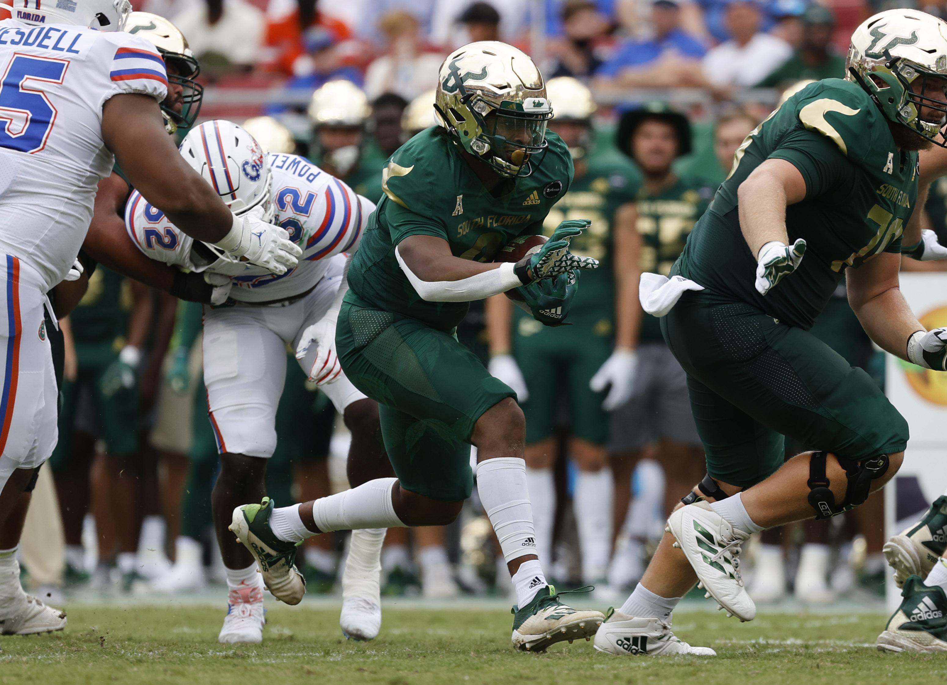 NCAA Football: Florida at South Florida