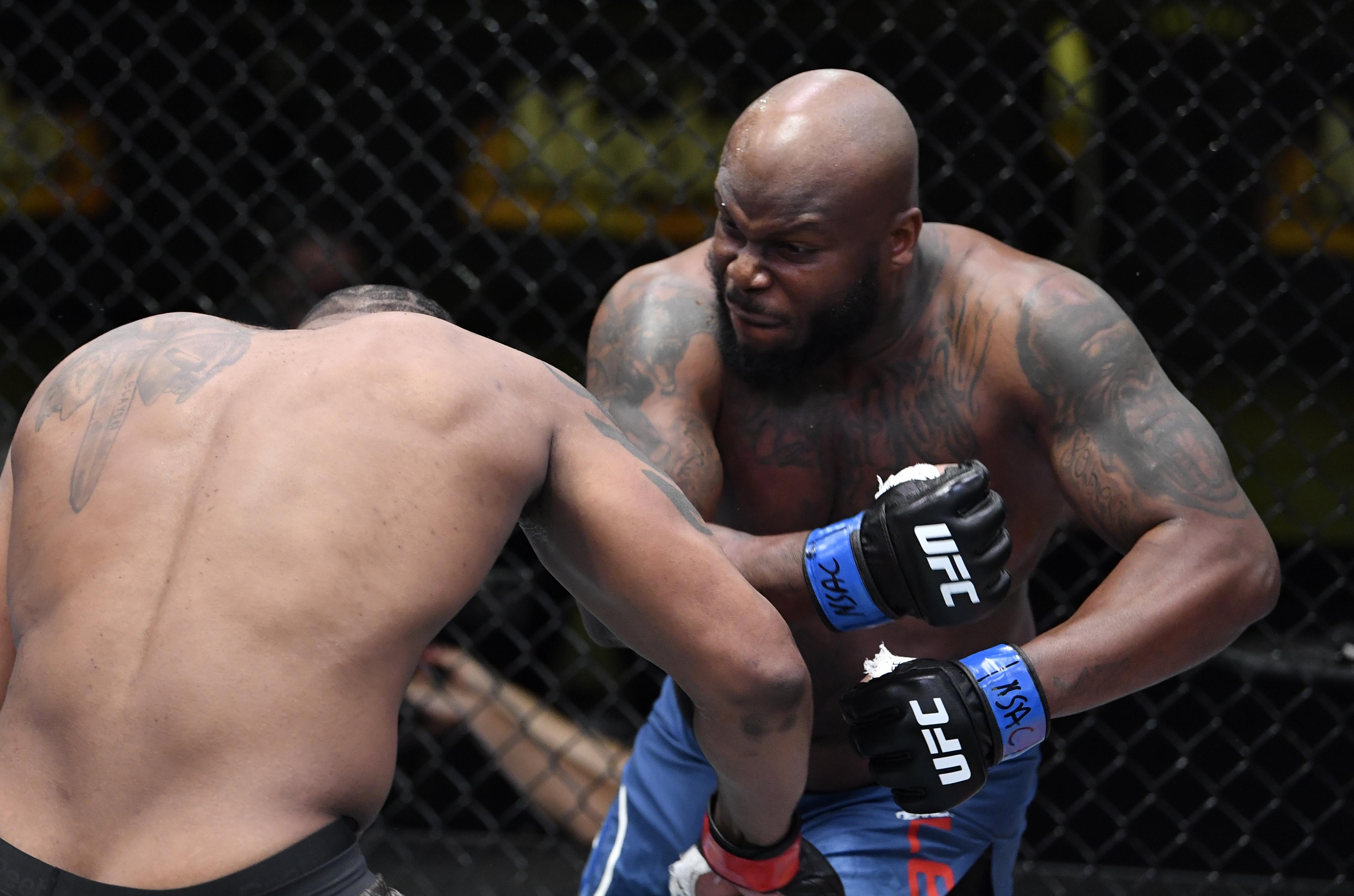 UFC 266: Curtis Blaydes v Derrick Lewis MMA News Chris Daukus