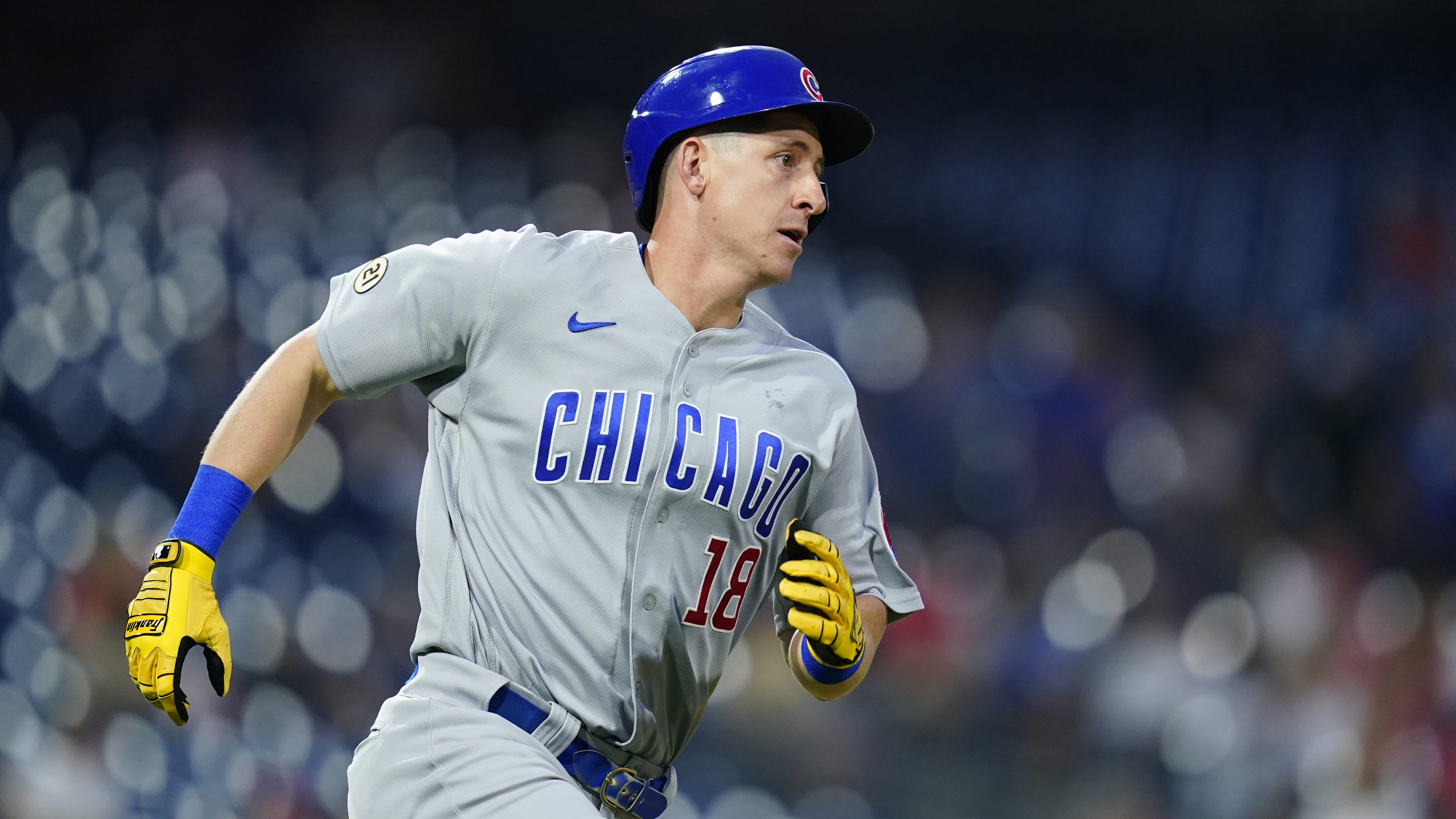 Taking a chance on Frank Schwindel seems to be paying off for the Cubs.