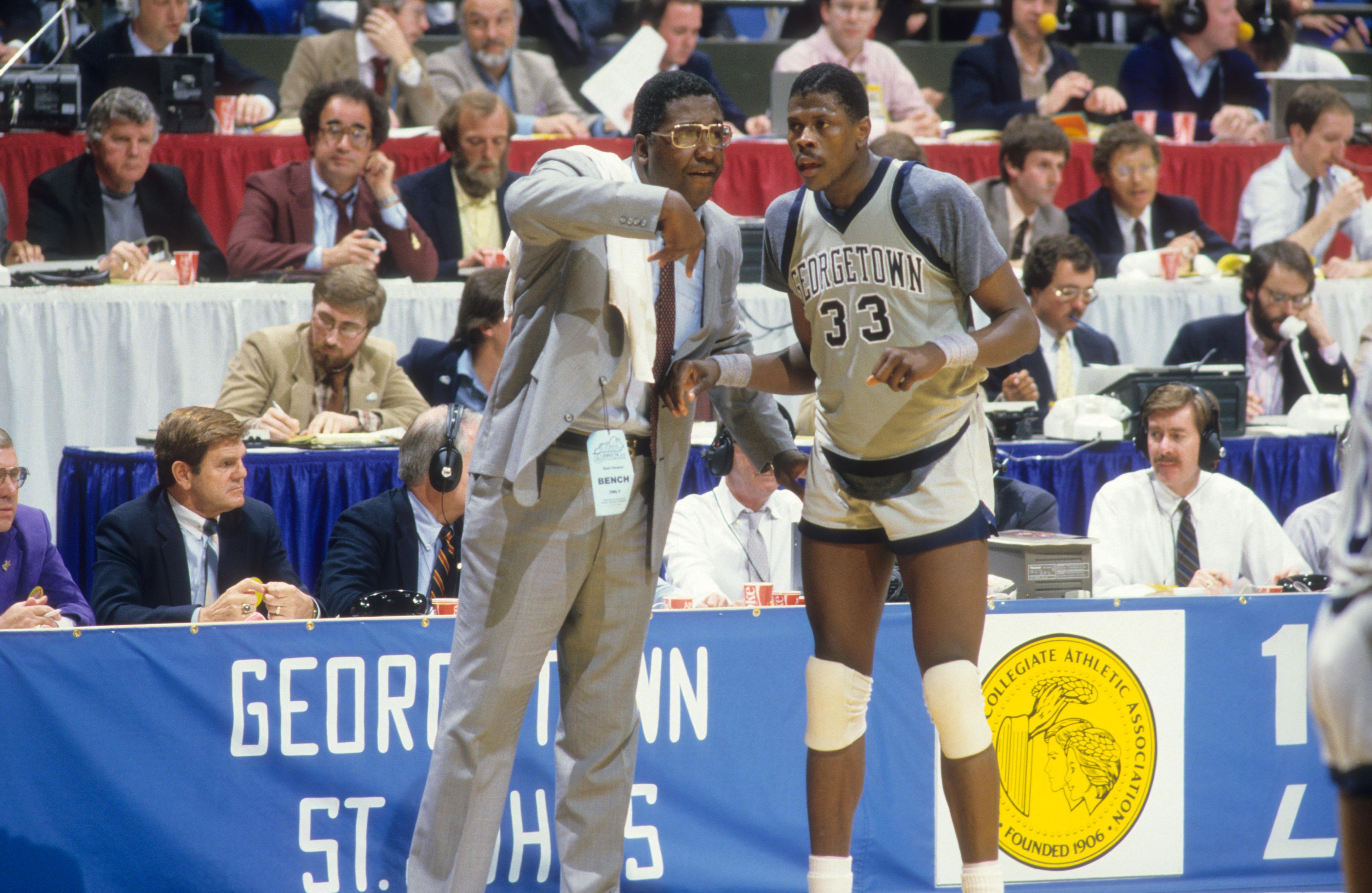 Georgetown University vs Villanova University, 1985 NCAA Finals