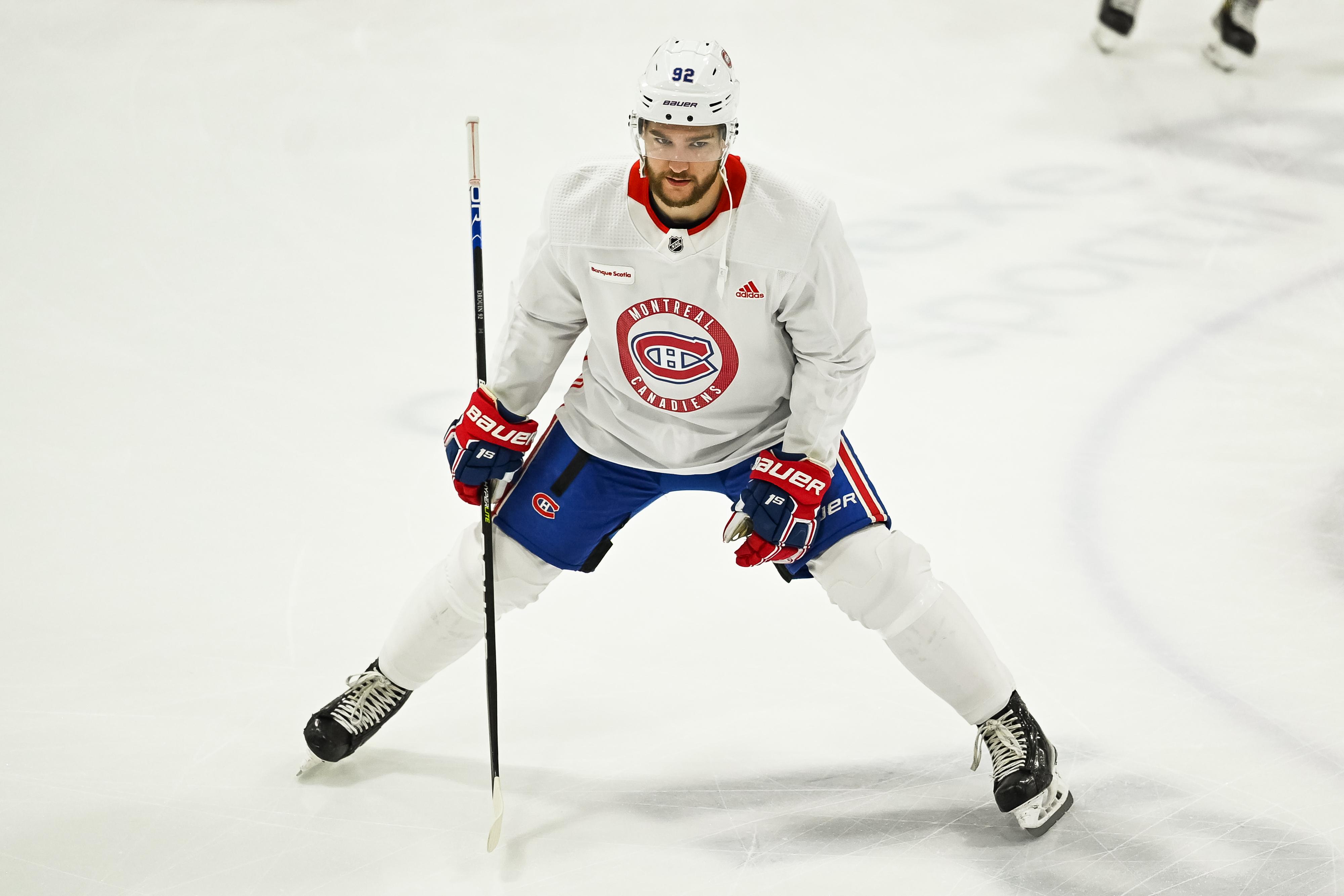 NHL: SEP 17 Canadiens Rookie Camp