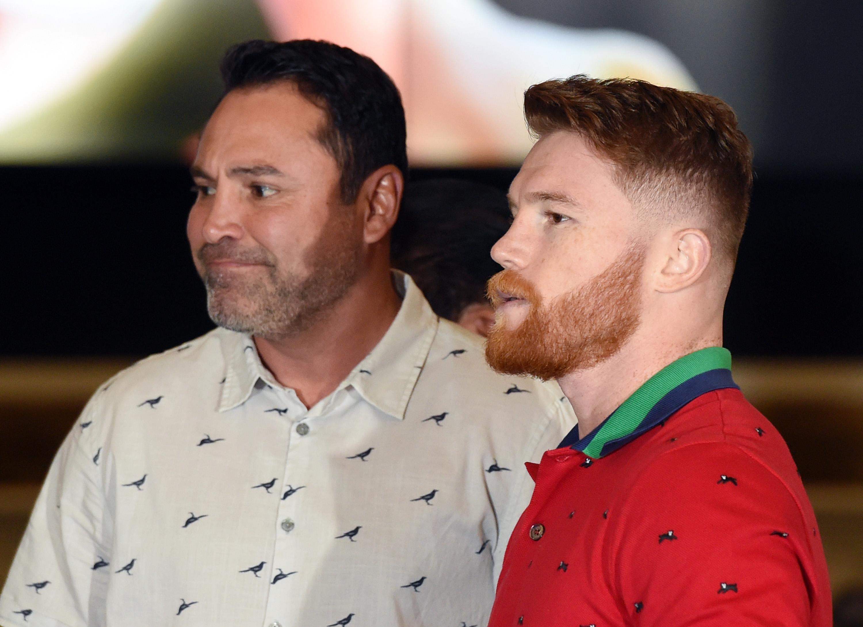Gennady Golovkin v Canelo Alvarez - Fighter Arrivals