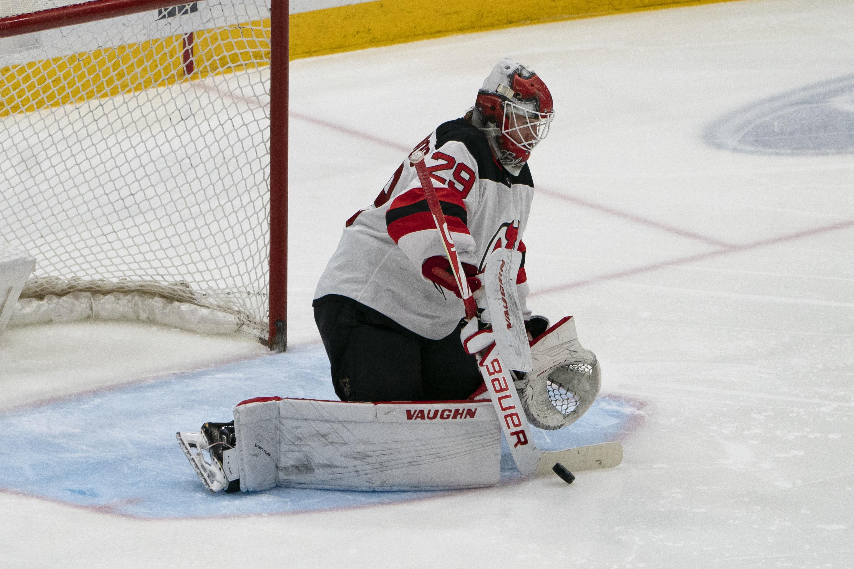 NHL: MAY 08 Devils at Islanders