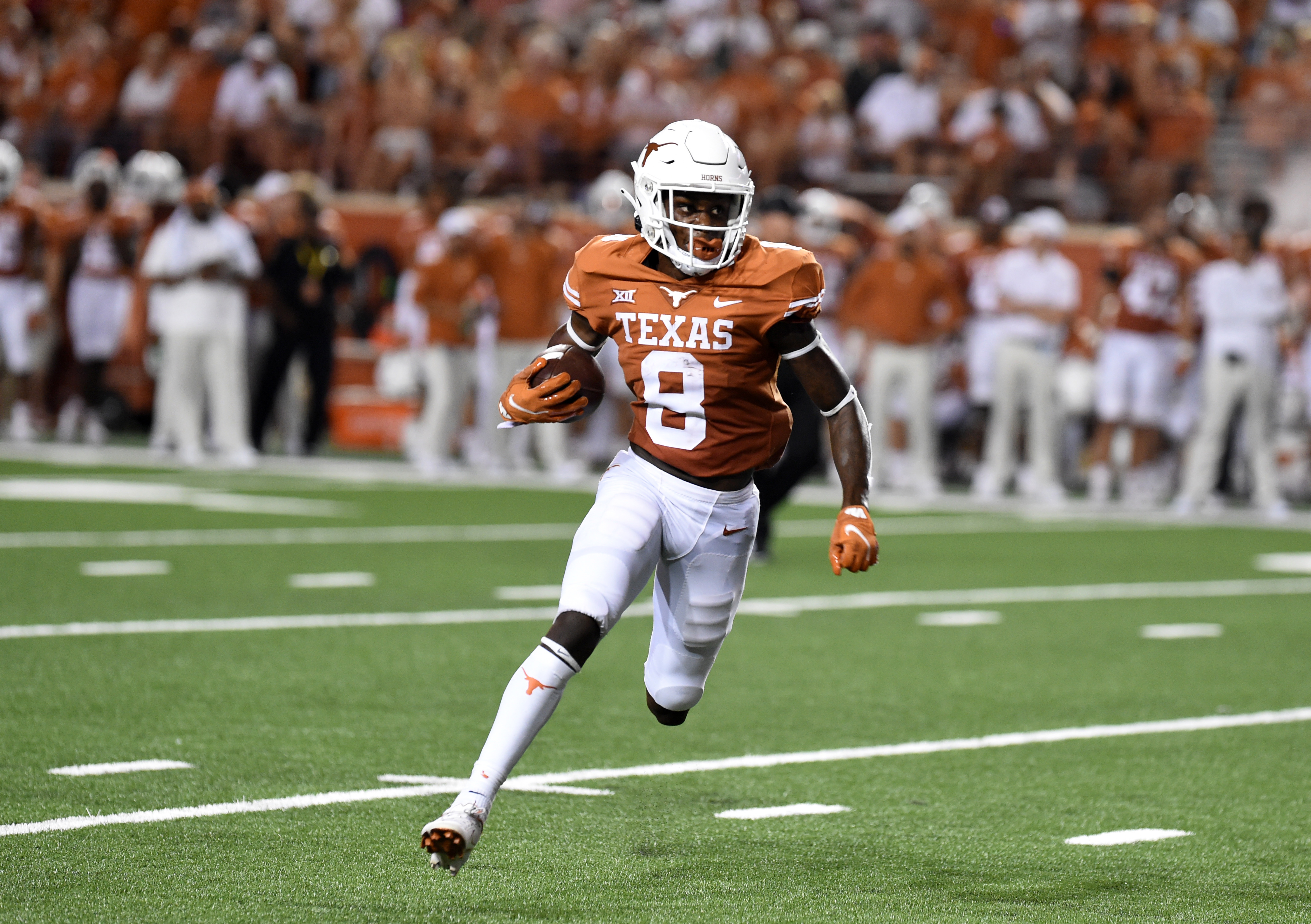 COLLEGE FOOTBALL: SEP 18 Rice at Texas