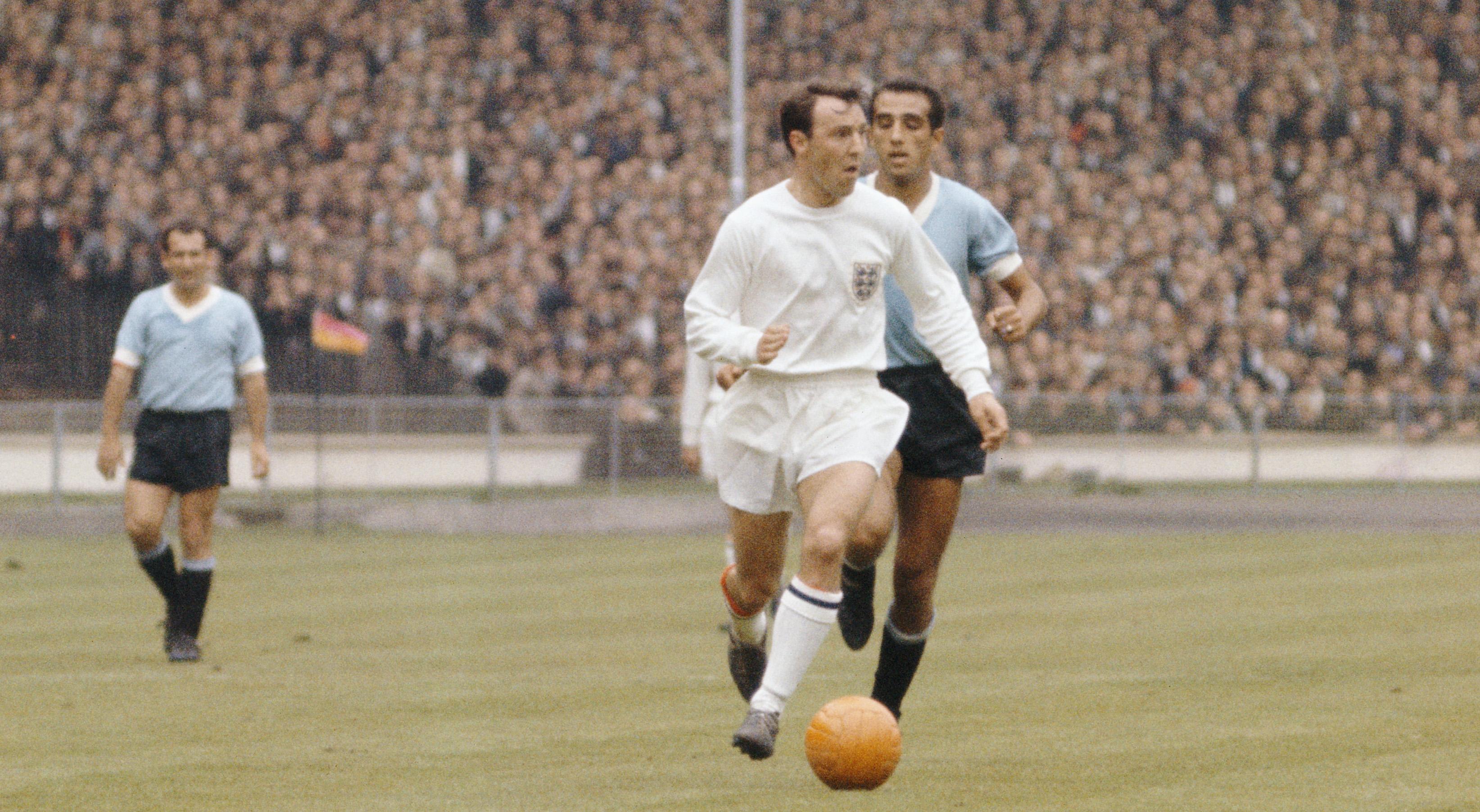 England v Uruguay 1966 FIFA World Cup Finals