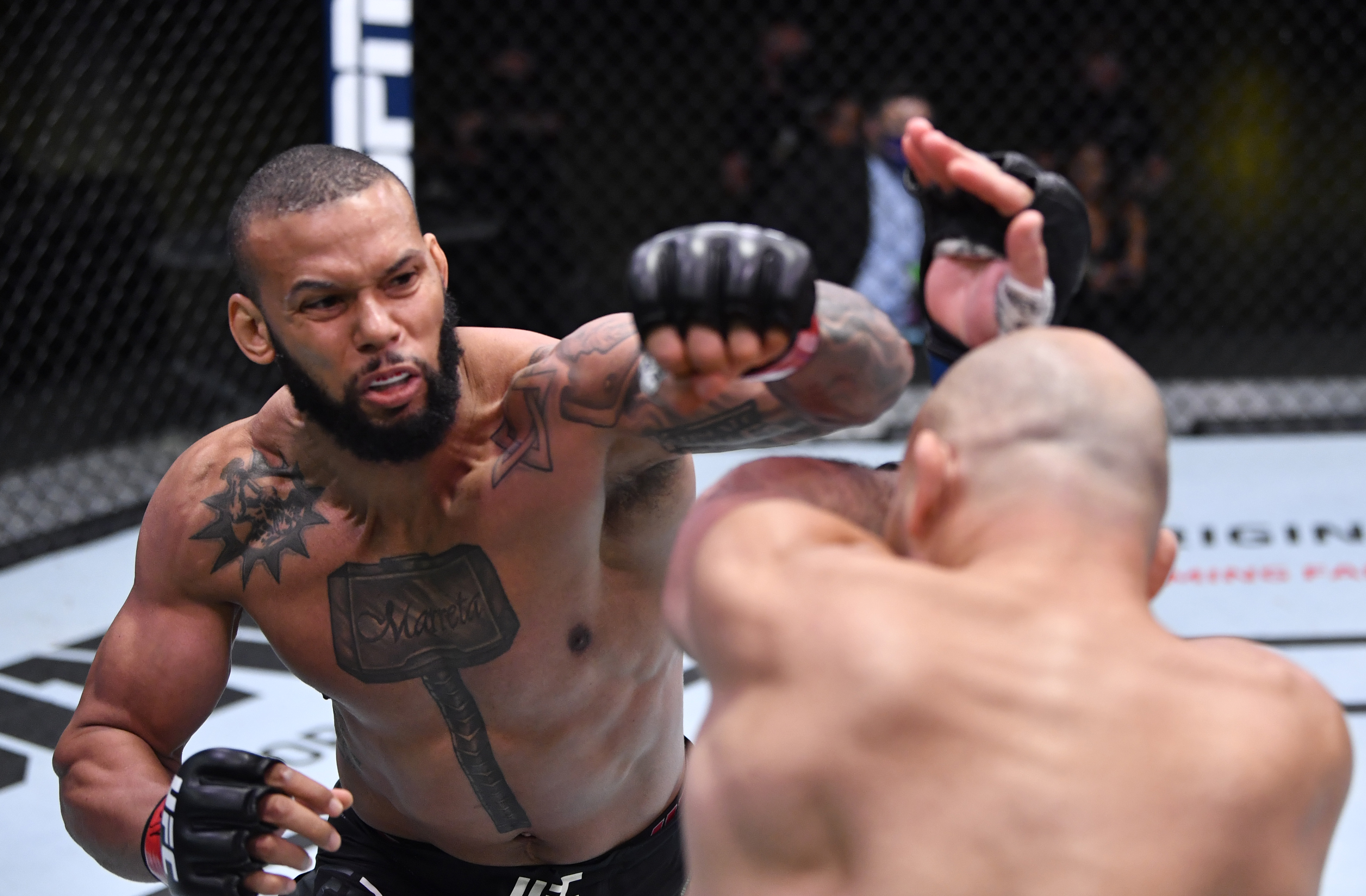 UFC Fight Night Santos v Teixeira
