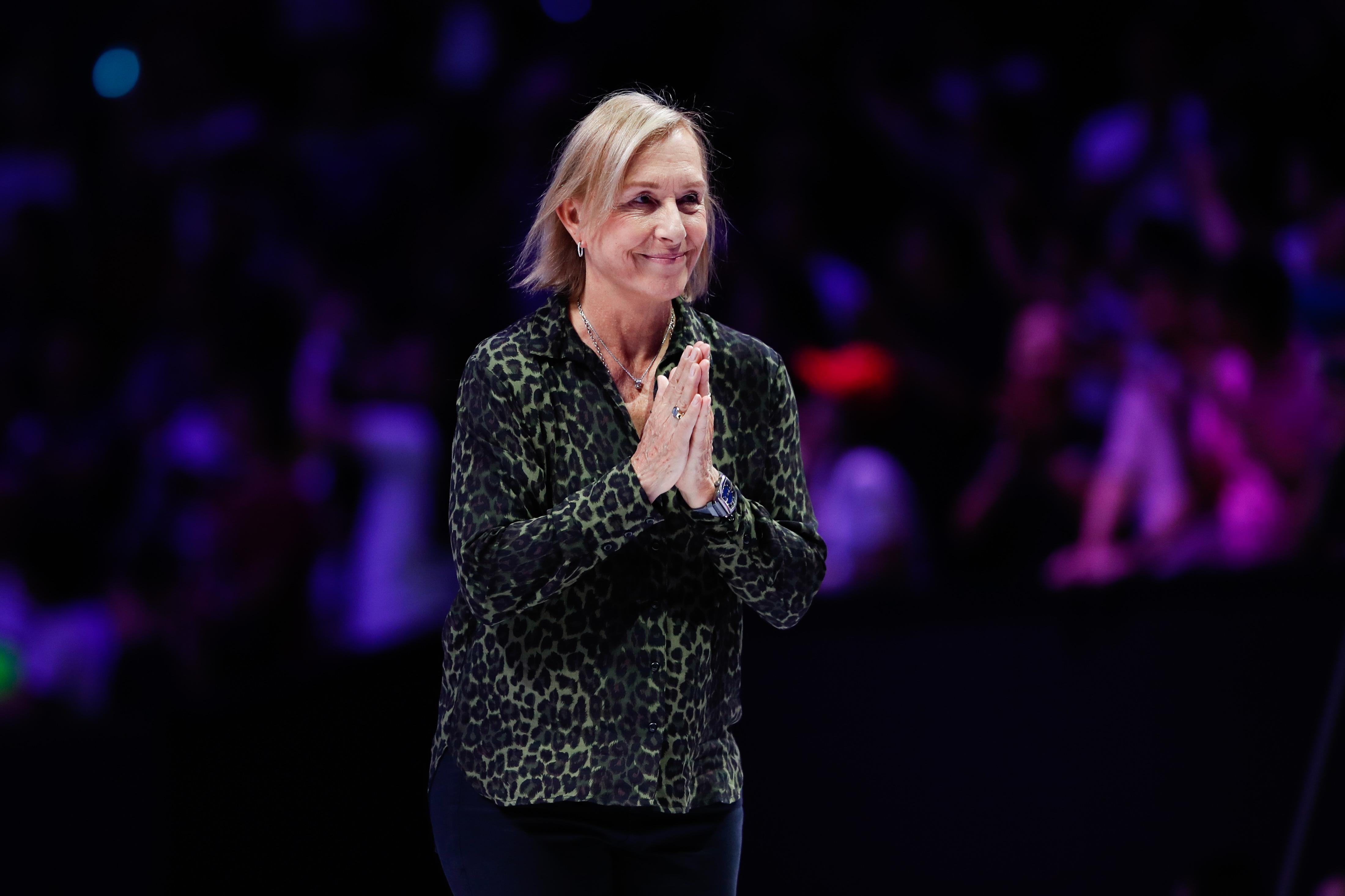 2019 WTA Finals - Day 8