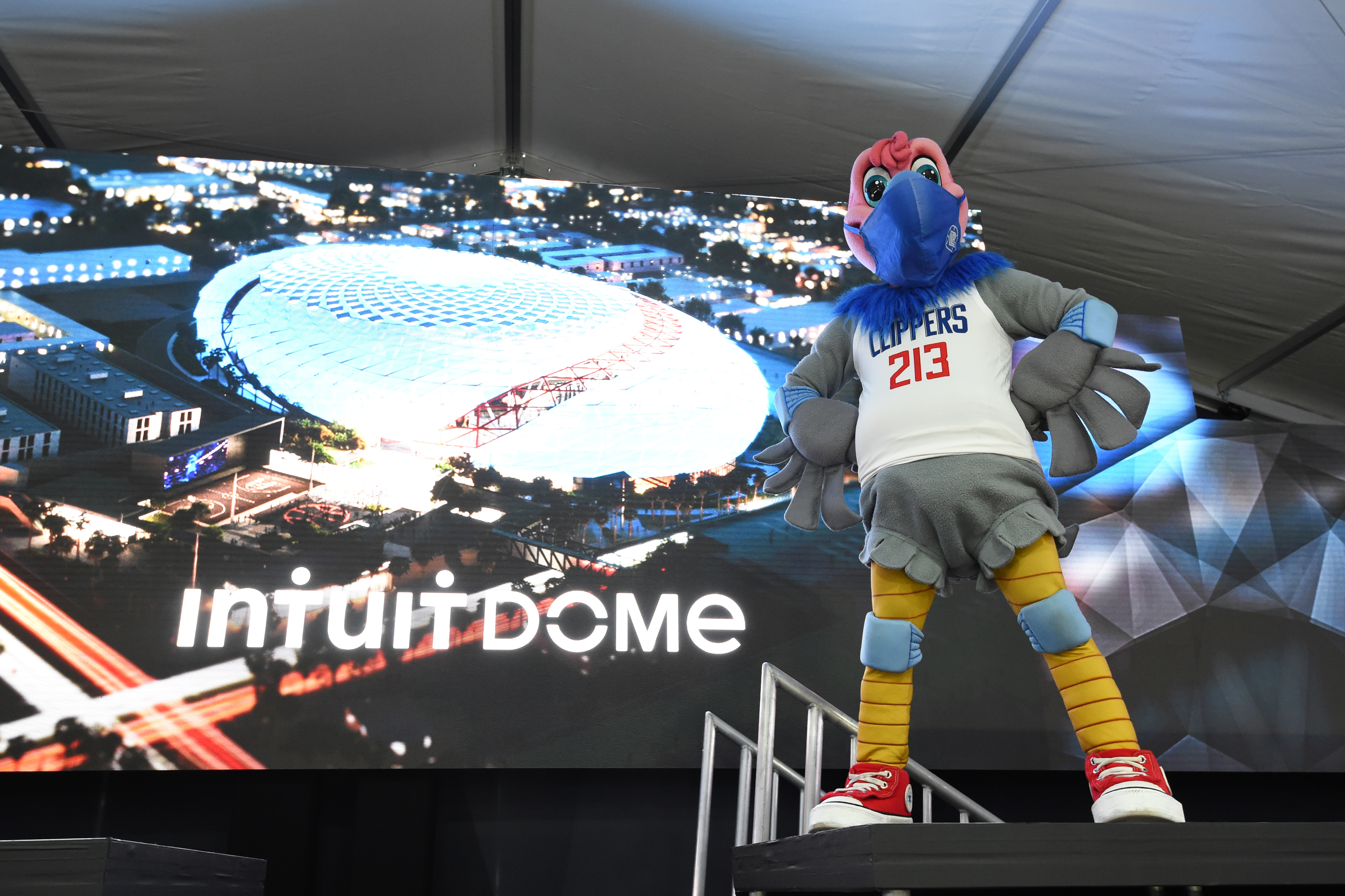 LA Clippers Break Ground on Intuit Dome