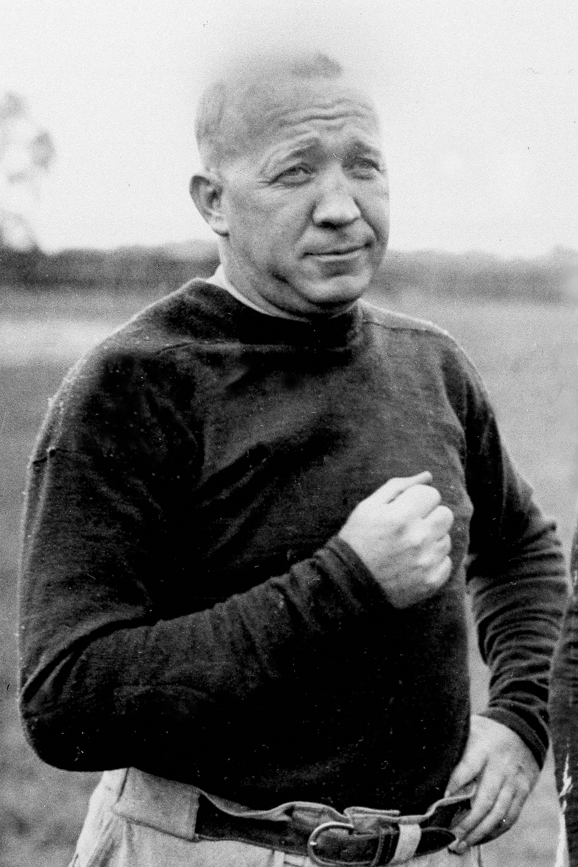 Throughout Knute Rockne's coaching tenure, the Irish played at Soldier Field seven times.