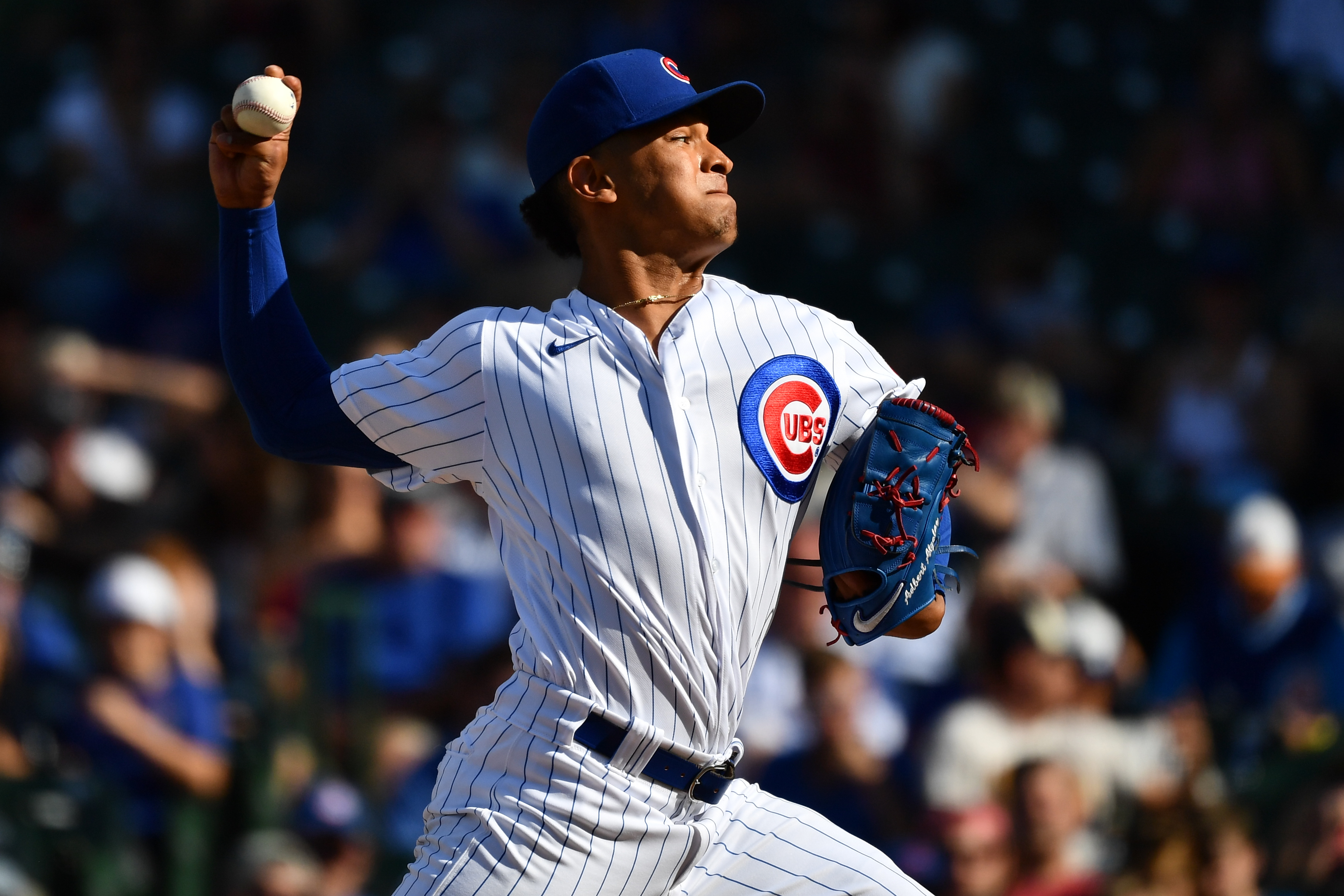 Cubs right-hander Adbert Alzolay had moments of brilliance, including going nine straight starts allowing three earned runs or less. But he finished with a 6.62 ERA over his last seven starts before the team moved him to the bullpen to manage his workload.