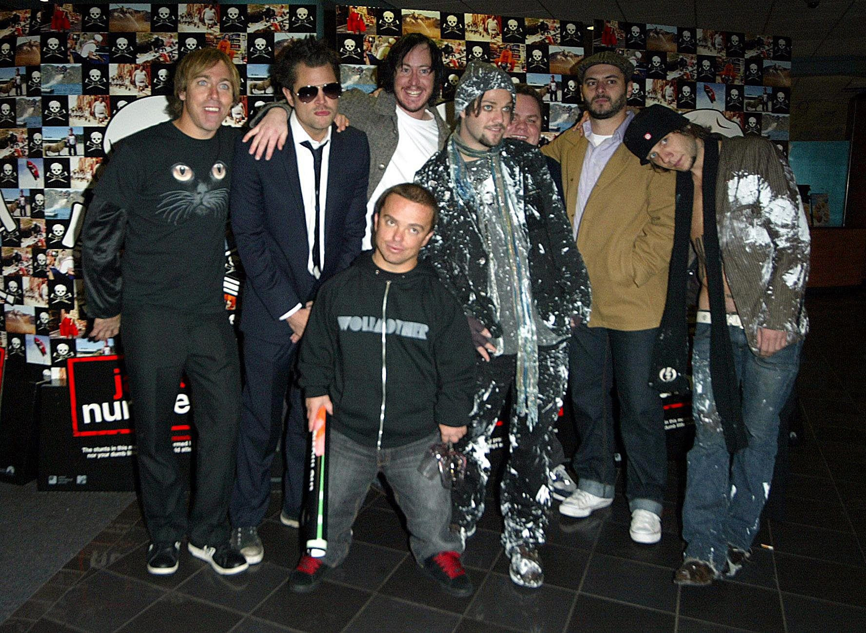 UK Premiere of Jackass: Number Two - London