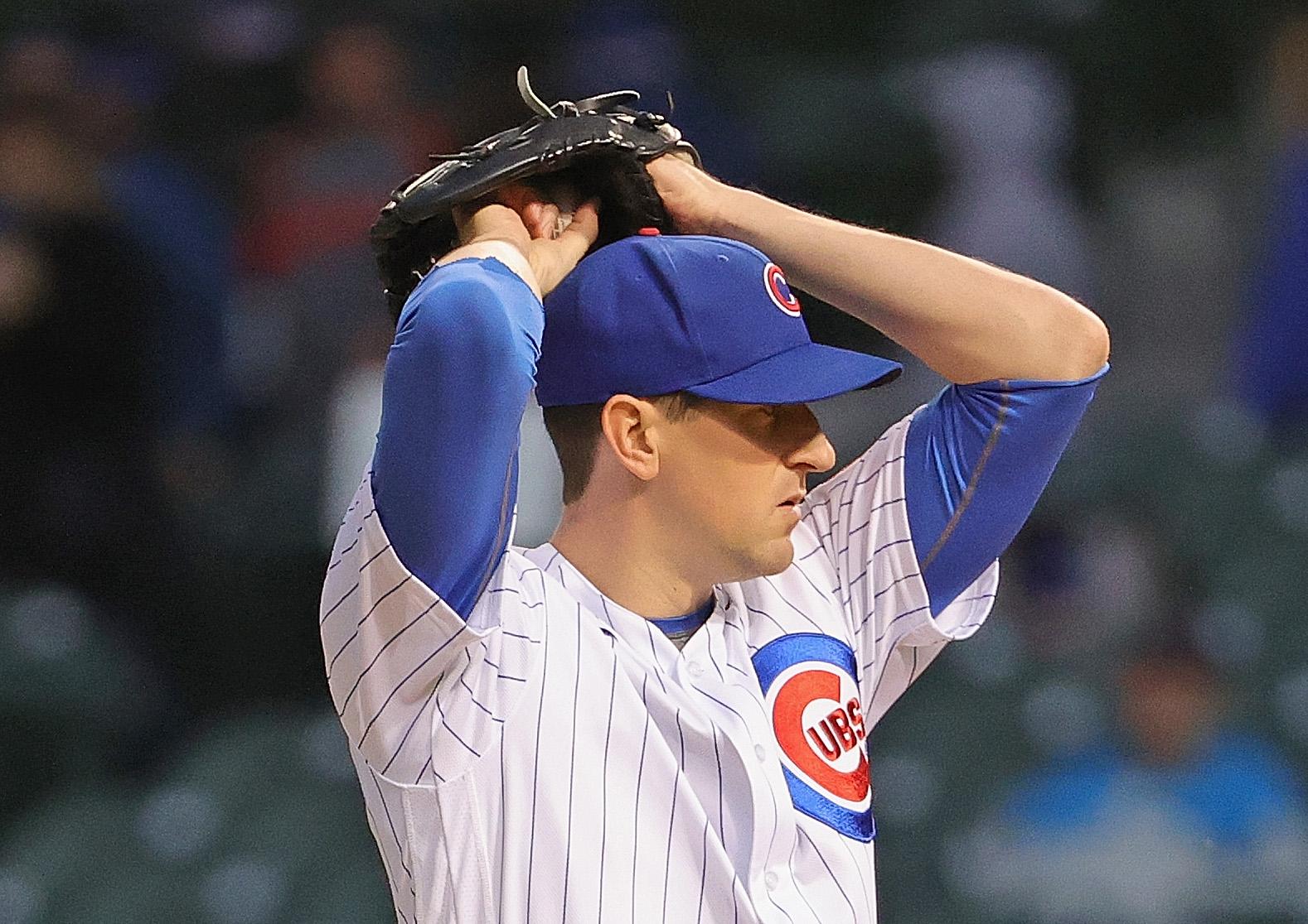 Minnesota Twins v Chicago Cubs