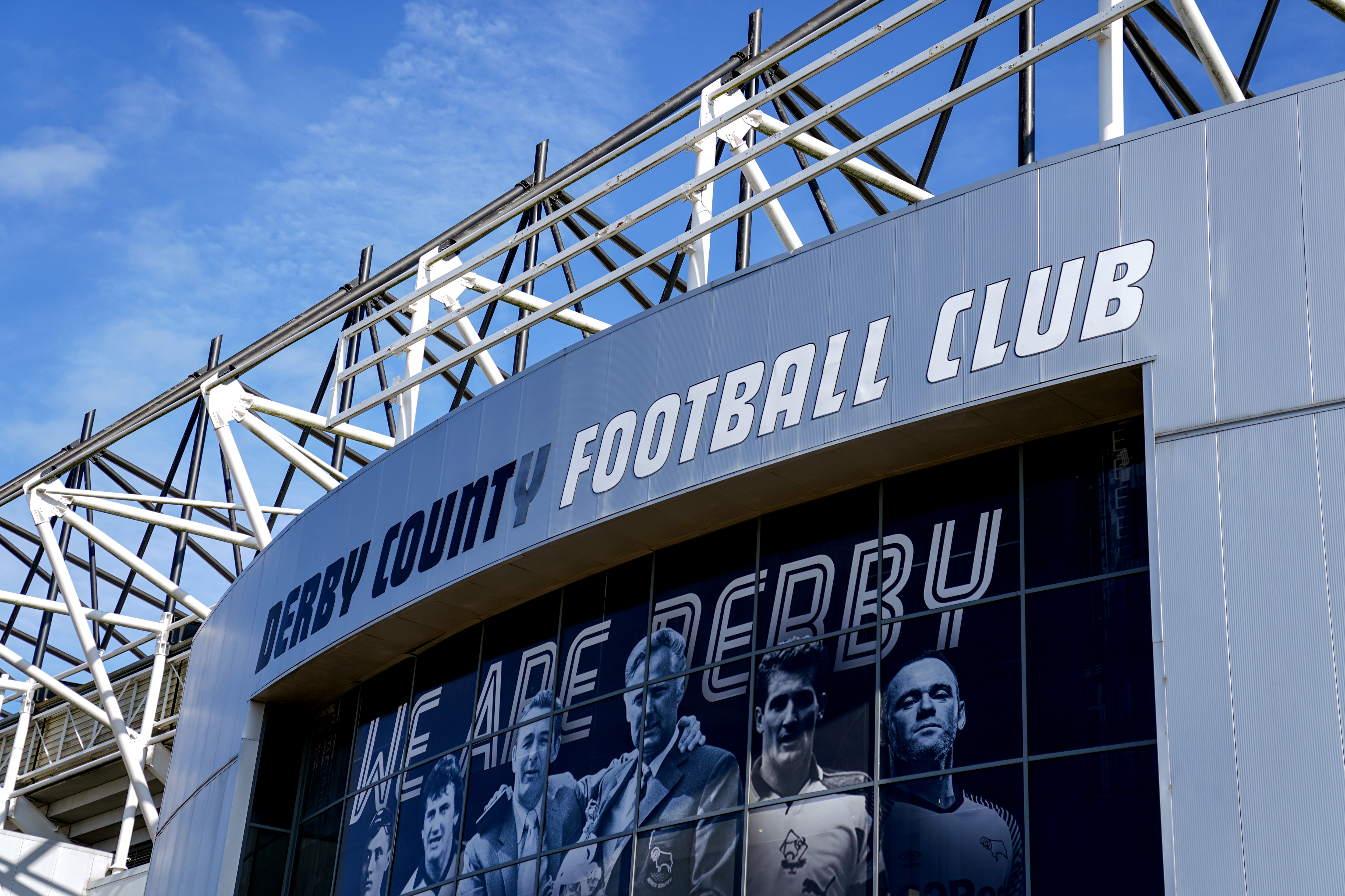 Derby County - Pride Park Stadium