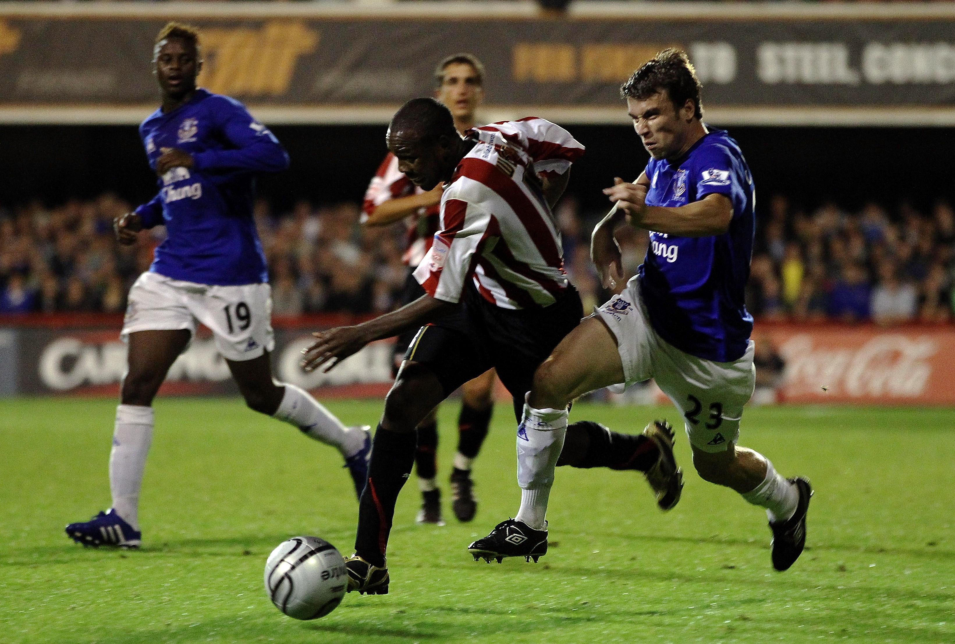 Brentford v Everton - Carling Cup 3rd Round