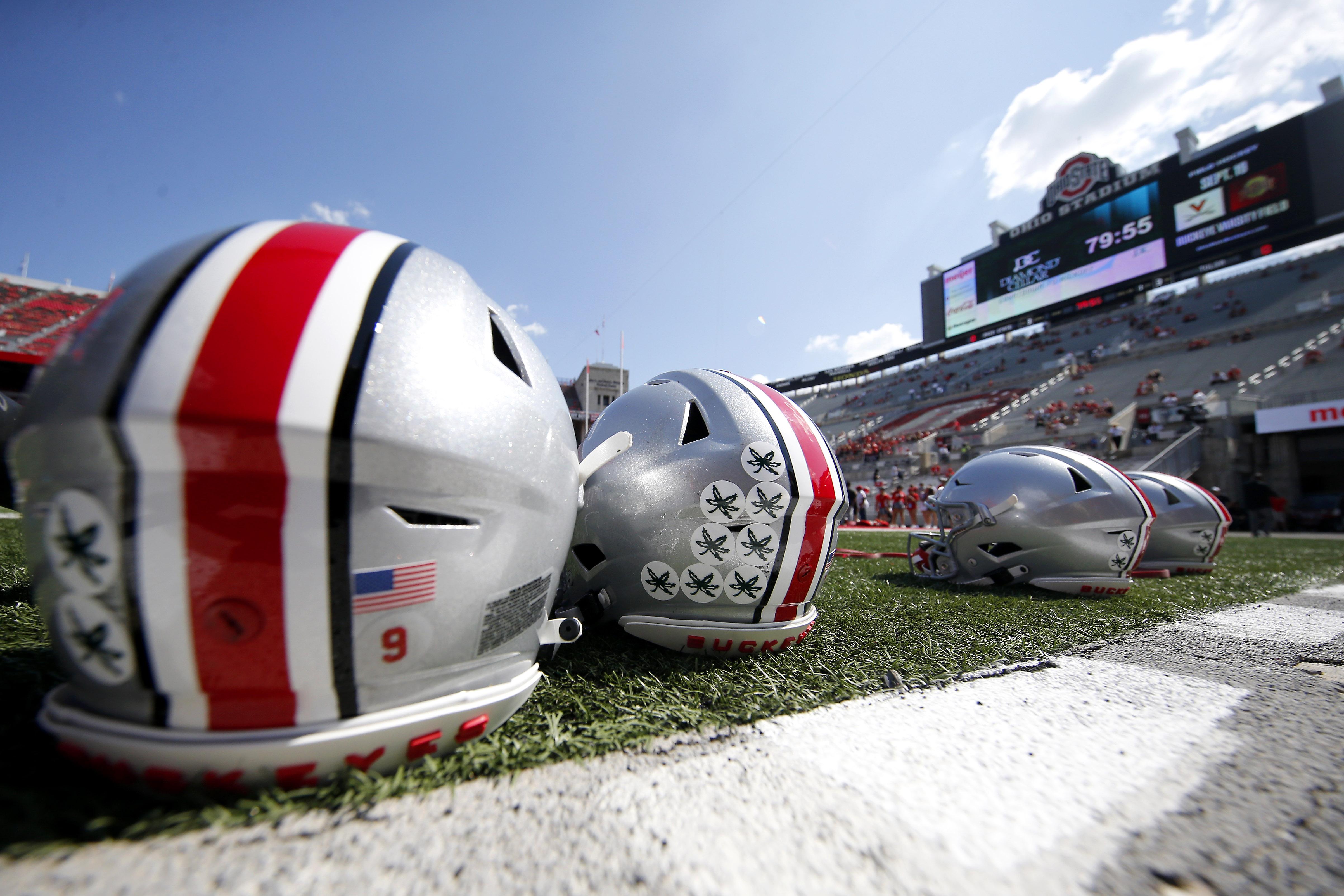 NCAA Football: Tulsa at Ohio State