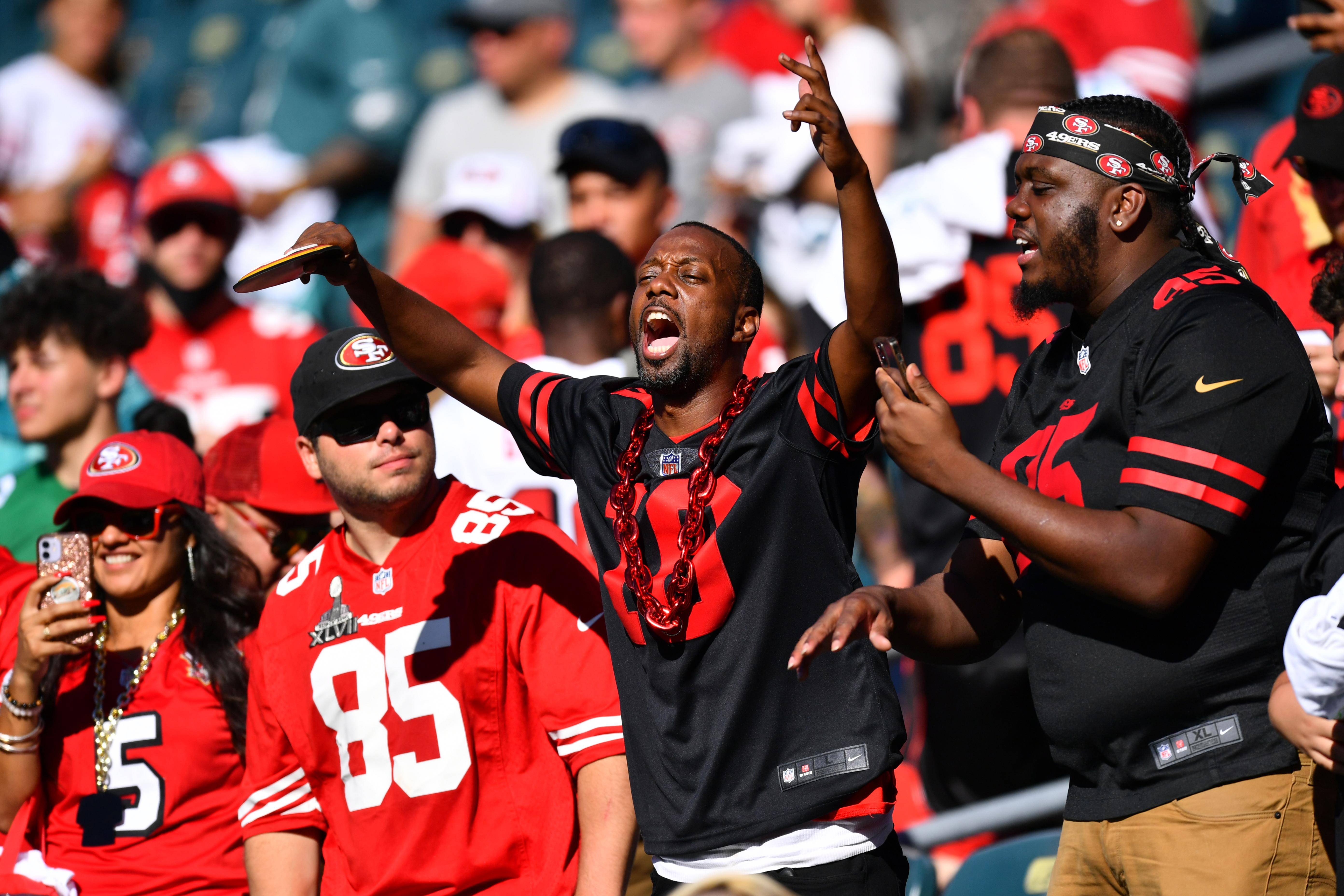 NFL: SEP 19 49ers at Eagles