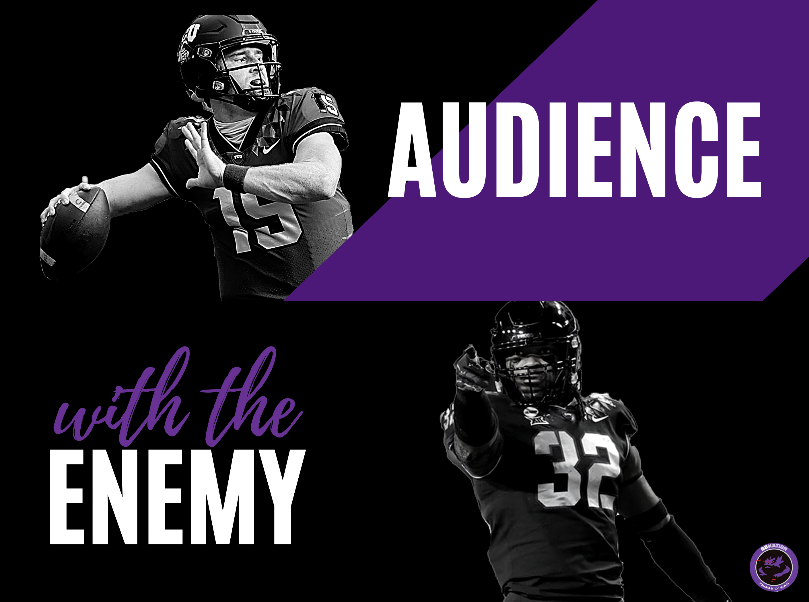 Audience with the Enemy