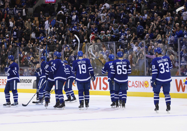 NHL: DEC 17 Sabres at Maple Leafs