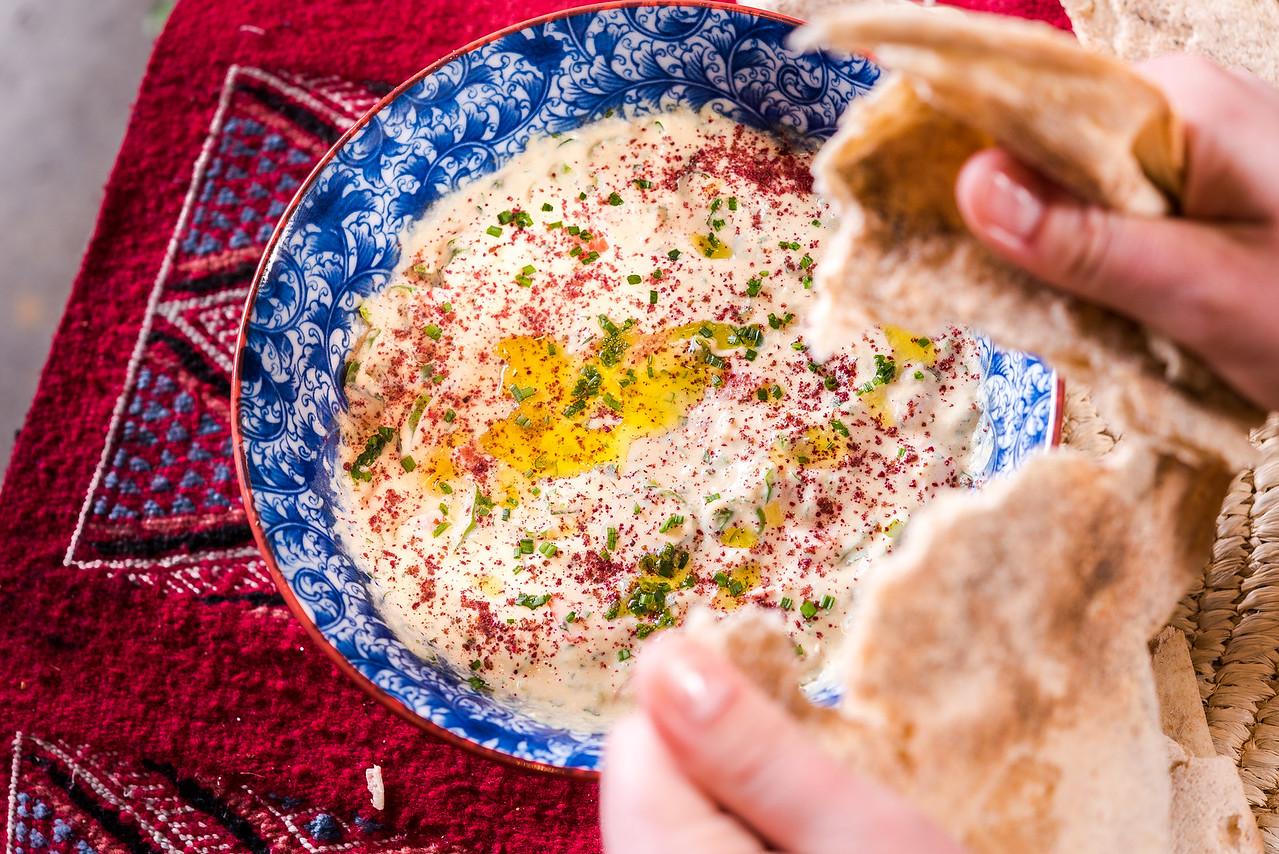 Beiruti hummus from Maydan