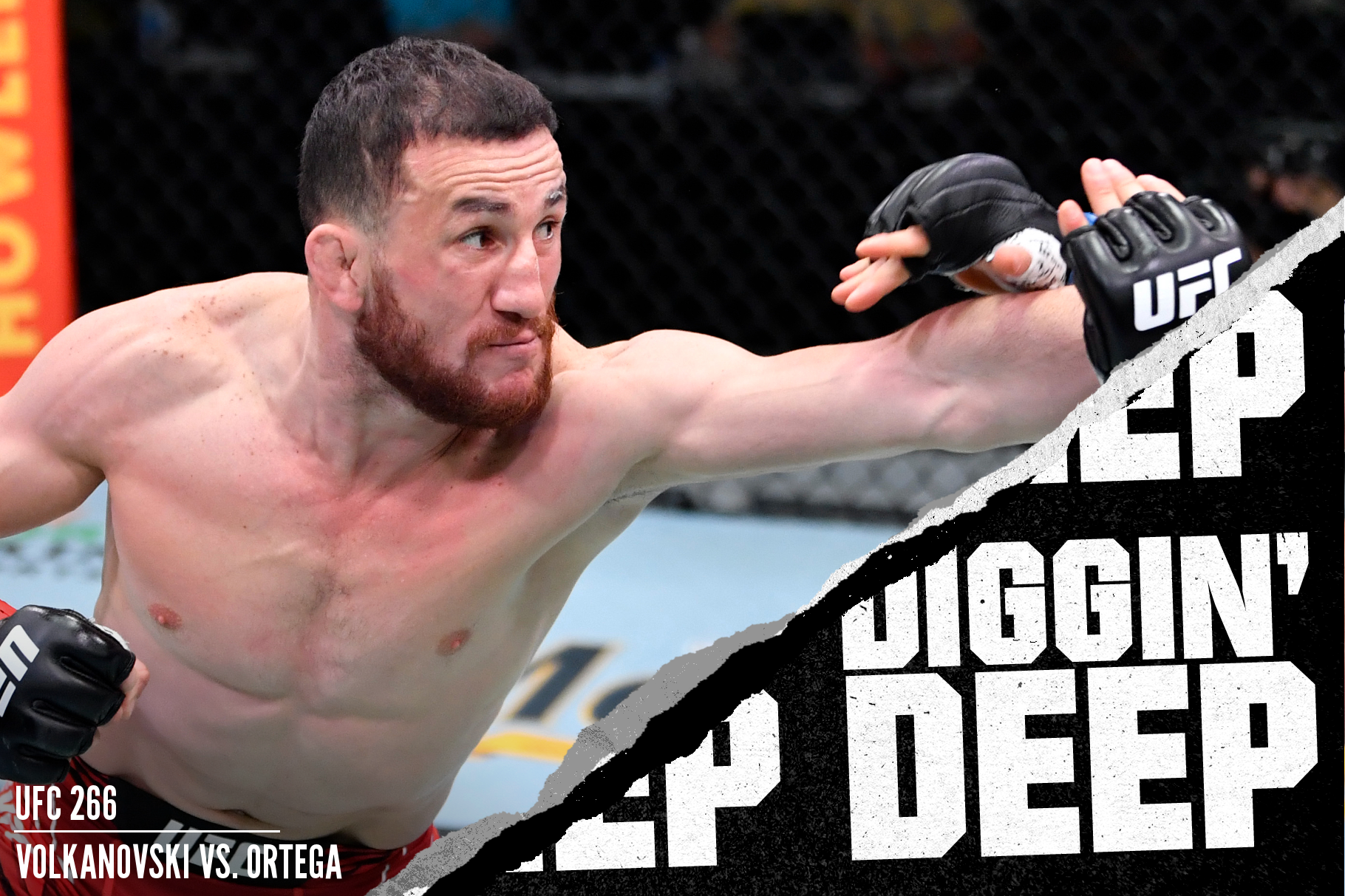 Merab Dvalishvili fighting Cody Stamann at UFC Vegas 25