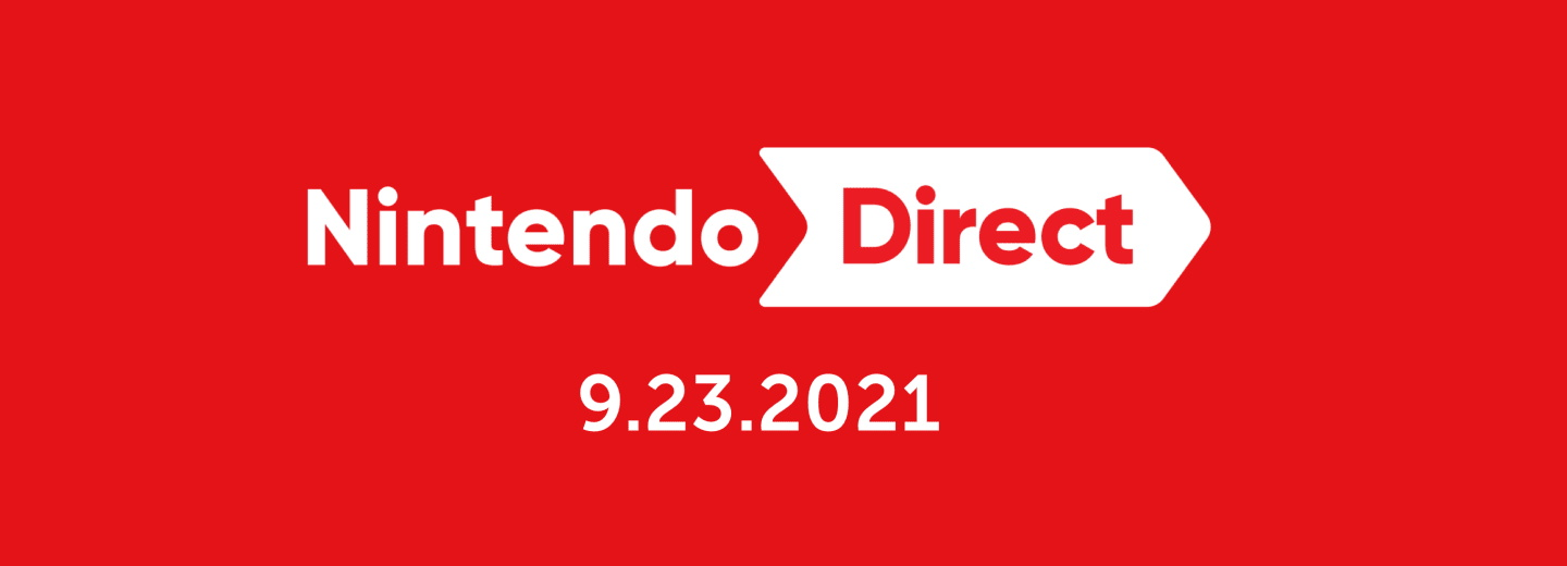title card for the Nintendo Direct of 9/23/21