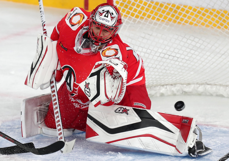 Kontinental Hockey League: Avtomobilist Yekaterinburg vs Lokomotiv Yaroslavl