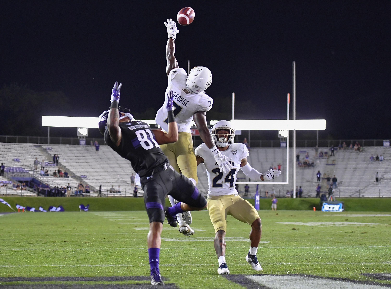 NCAA Football: Akron at Northwestern