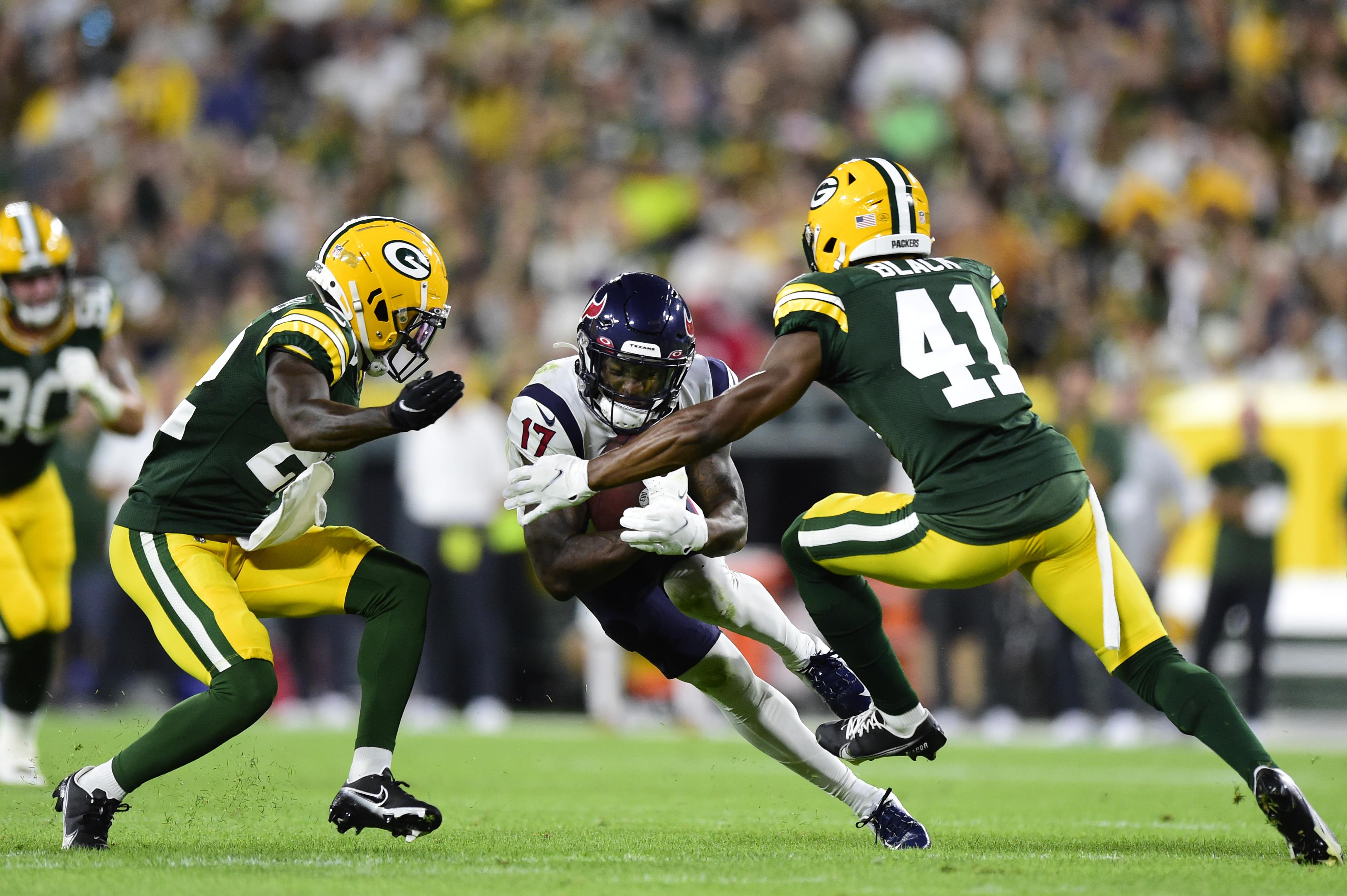 Houston Texans v Green Bay Packers