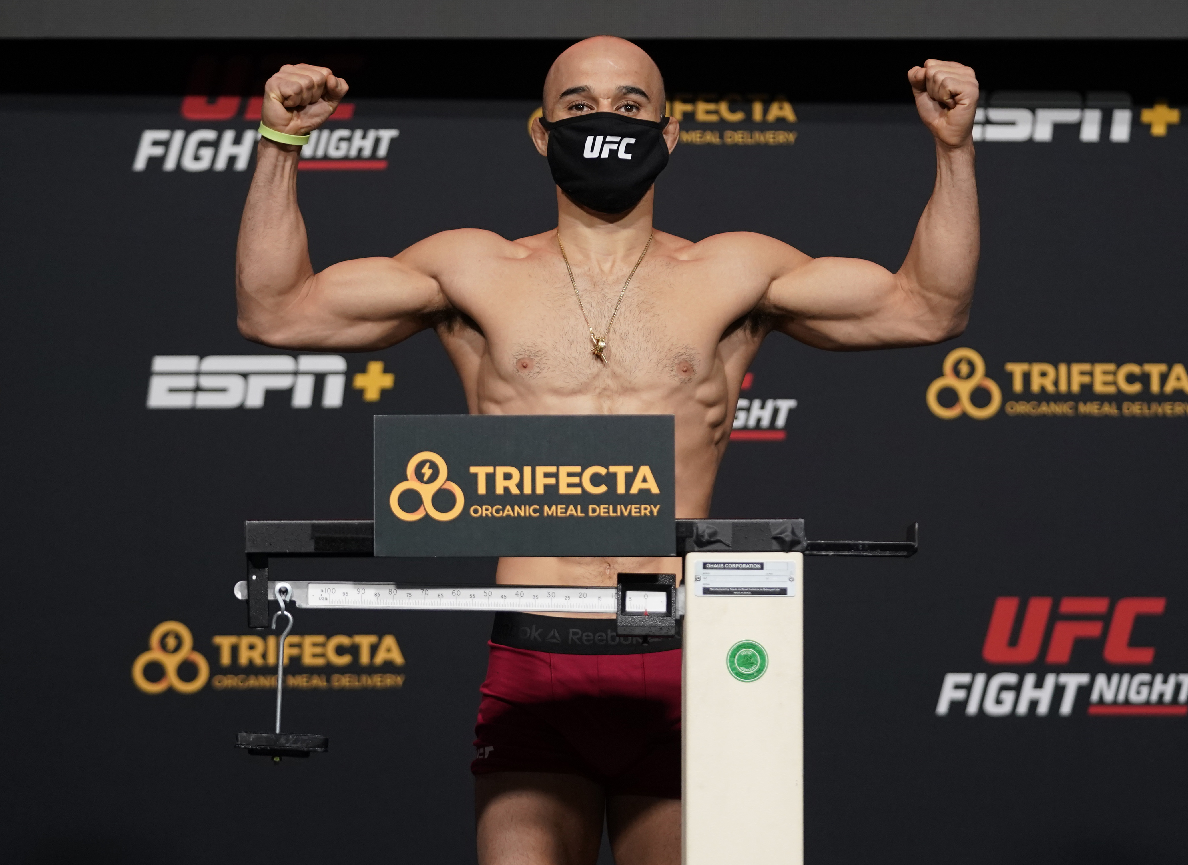 Marlon Moraes is set to face Merab Dvalishvili at UFC 266.
