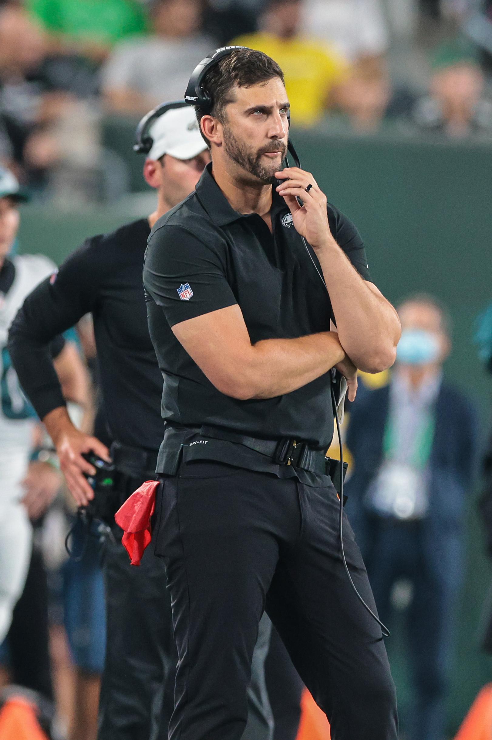 NFL: Philadelphia Eagles at New York Jets