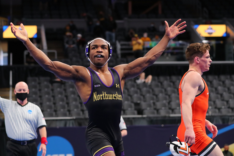 2021 NCAA Division I Men's Wrestling Championship