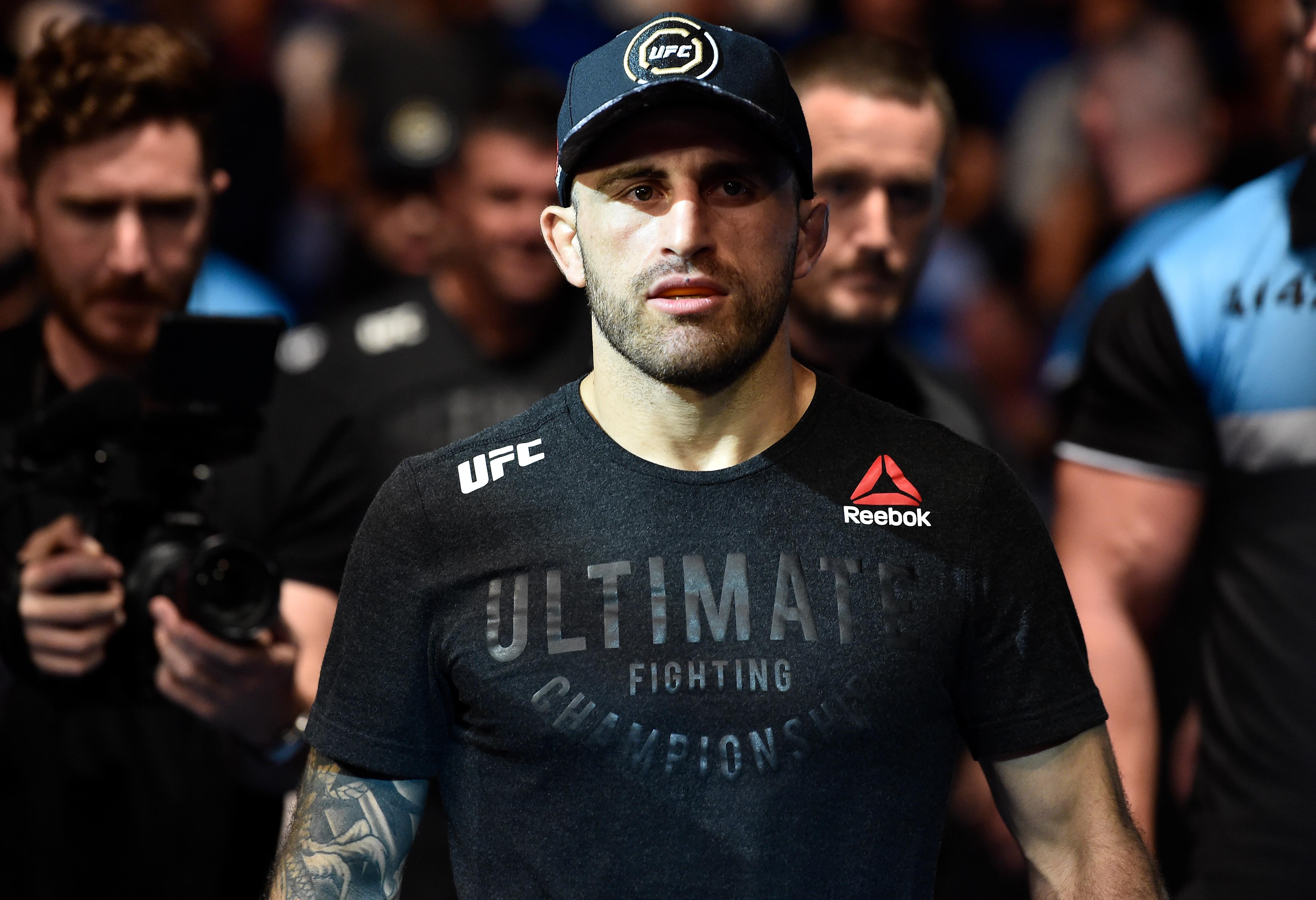 UFC 221: Volkanovski v Kennedy