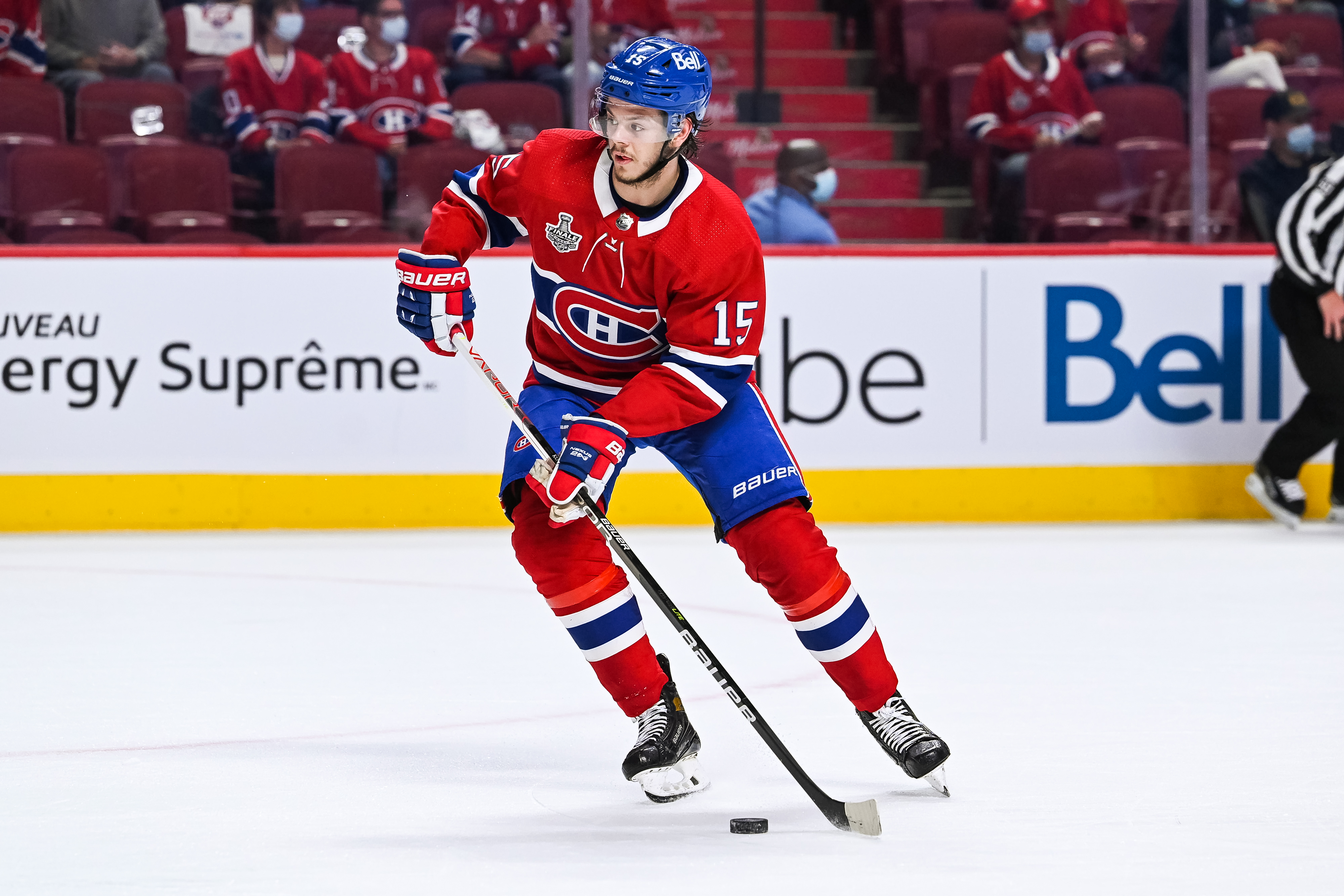 NHL: JUL 02 Stanley Cup Playoffs Final - Lightning at Canadiens