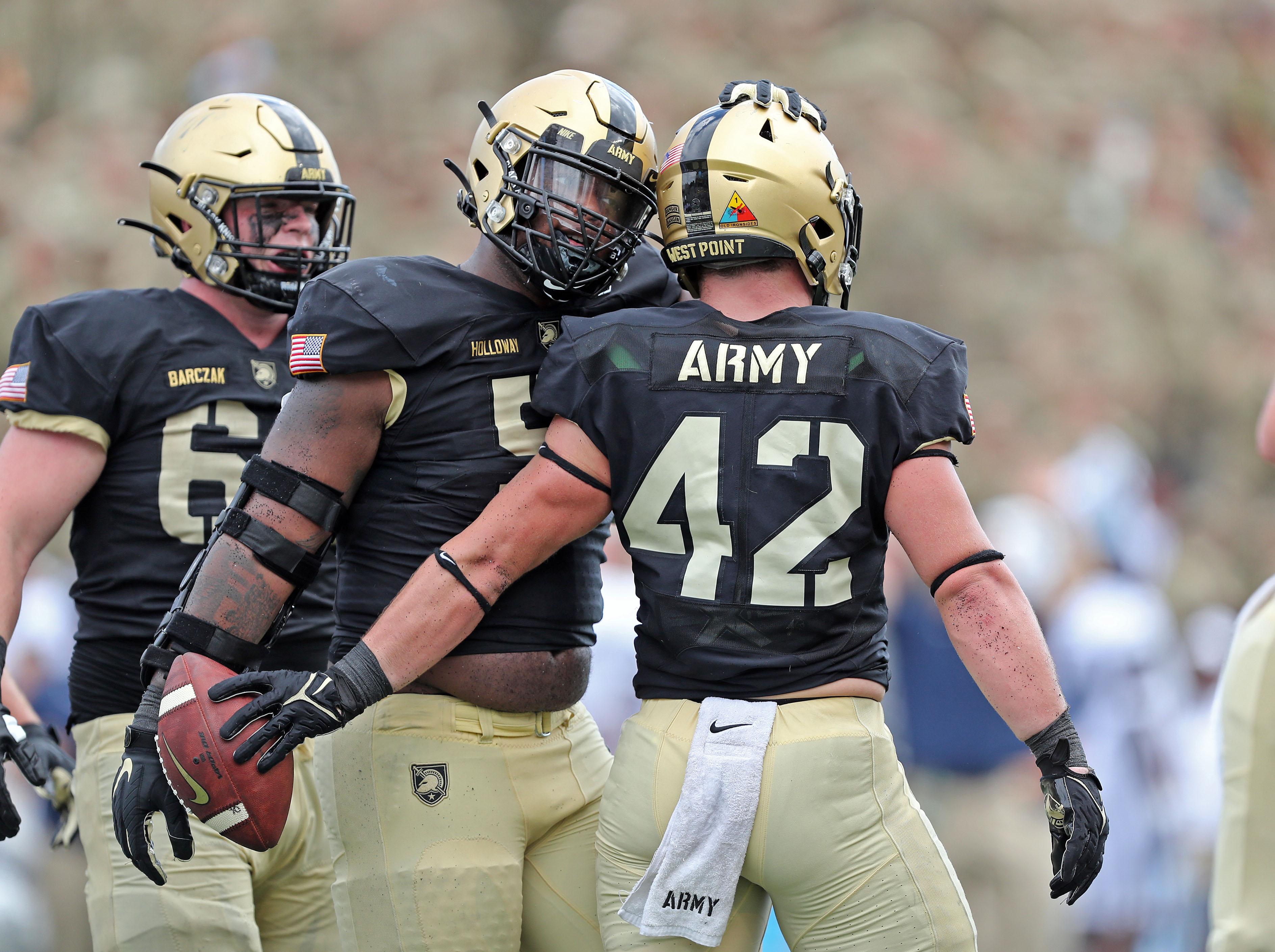 NCAA Football: Connecticut at Army