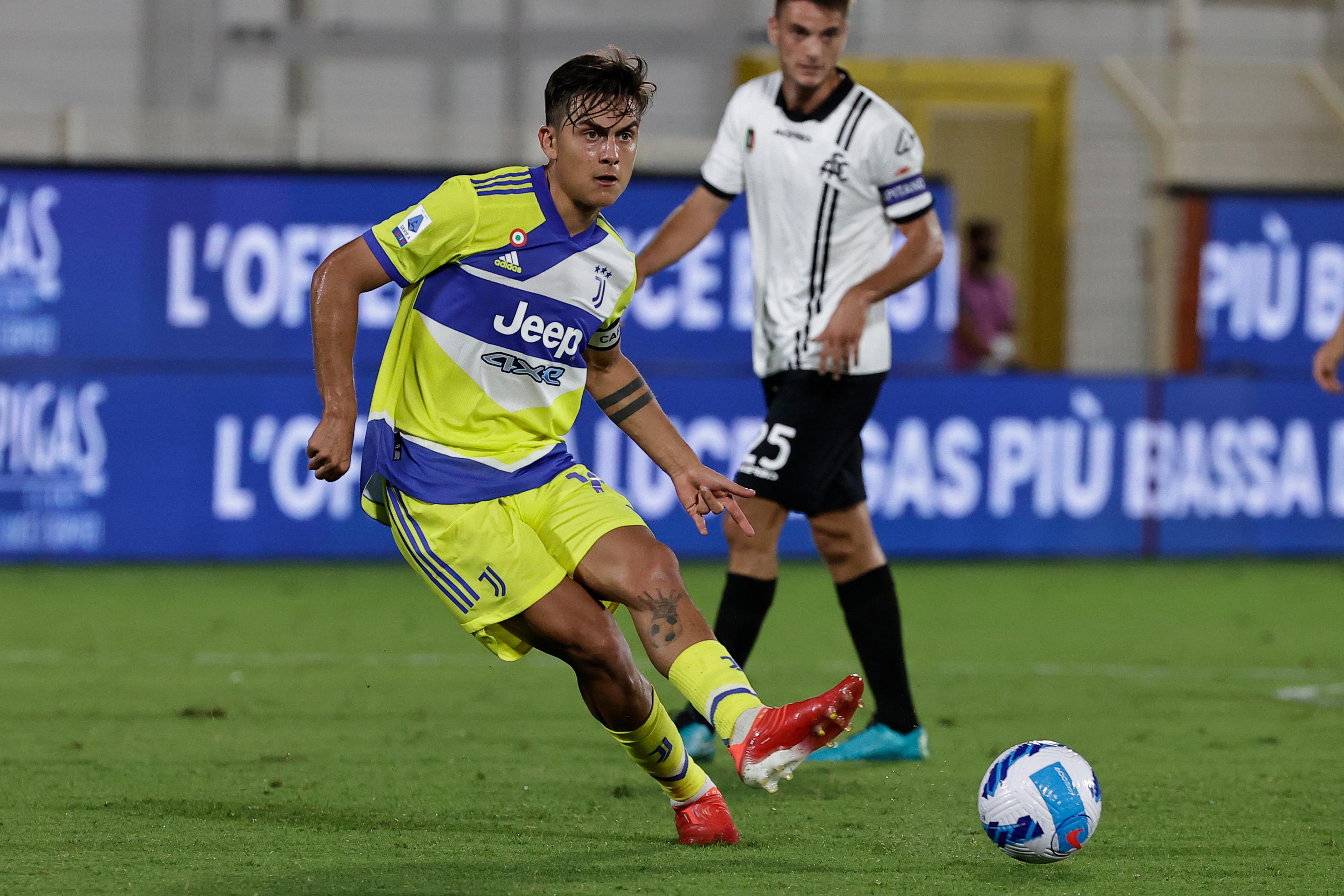 Spezia v Juventus - Italian Serie A