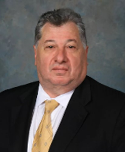 Mauro Glorioso, former executive director and general counsel of the Illinois Property Tax Appeal Board.