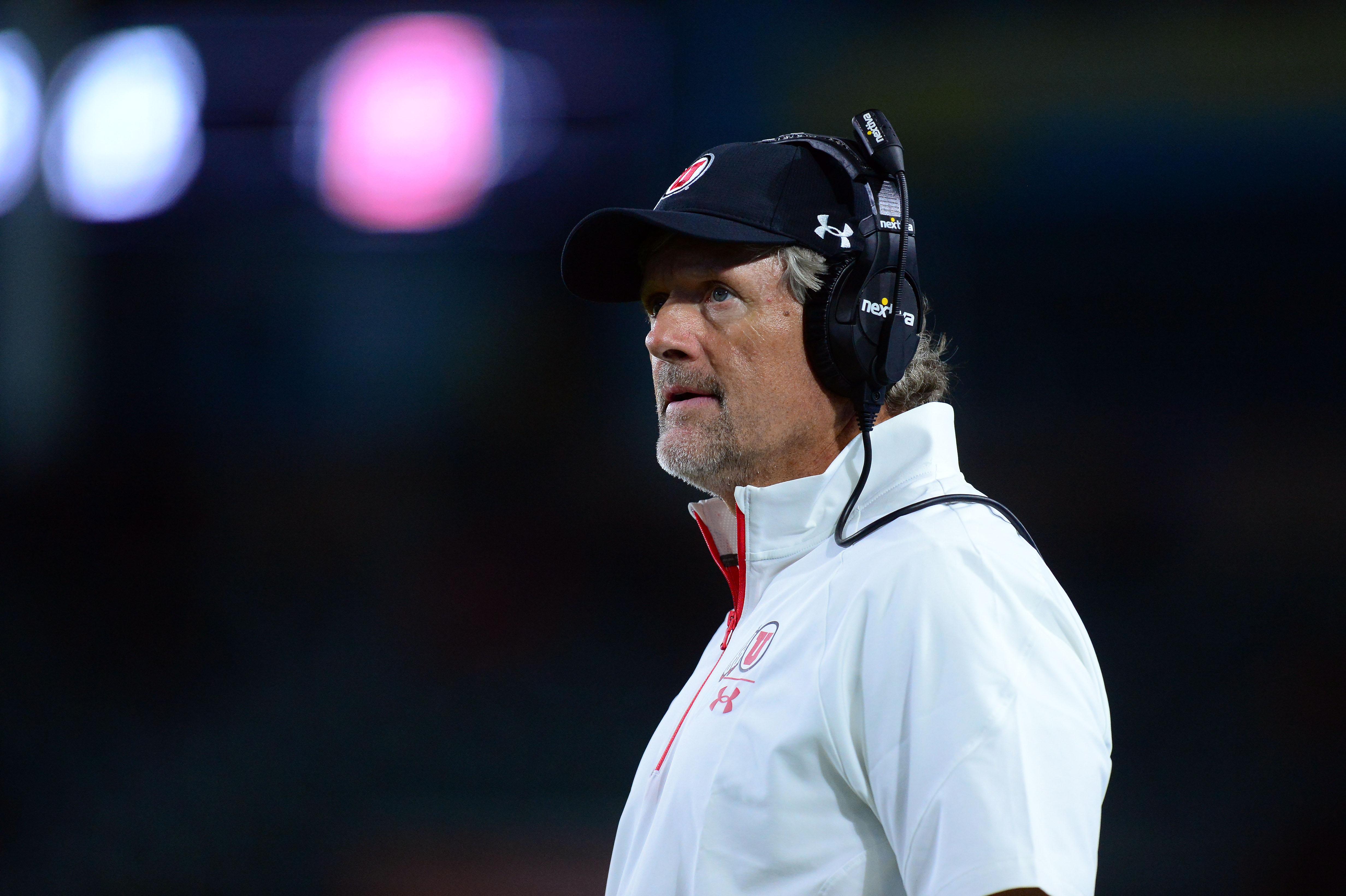 NCAA Football: Washington State at Utah preview