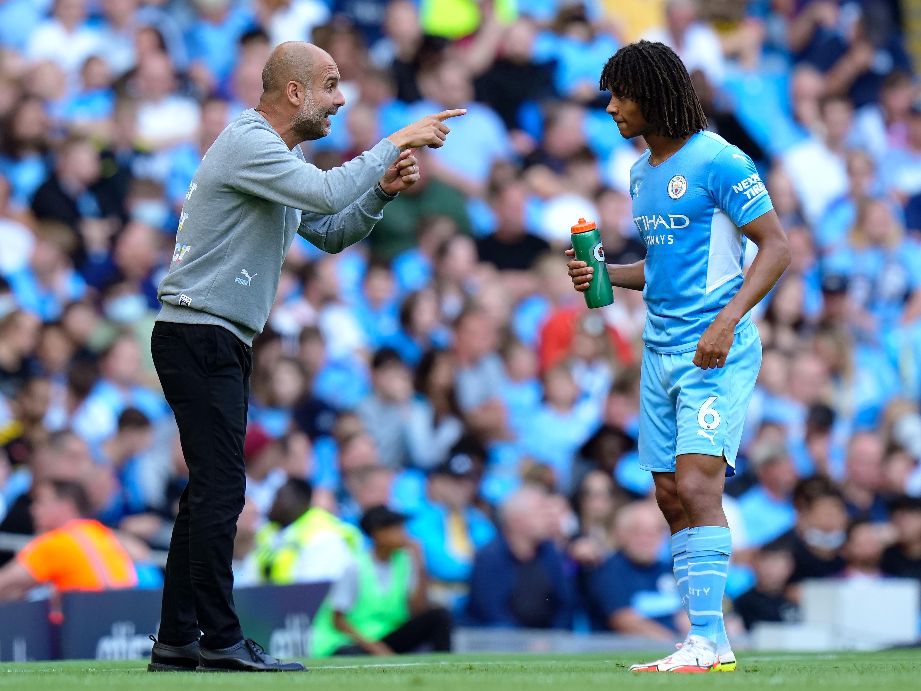 Pep Guardiola - Manchester City - Premier League