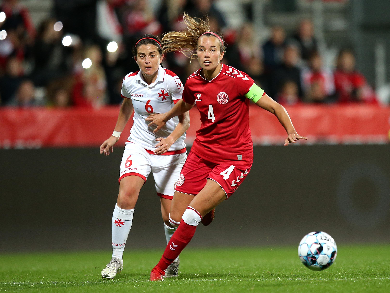 Denmark v Malta: Group E - FIFA Women's World Cup 2023 Qualifier
