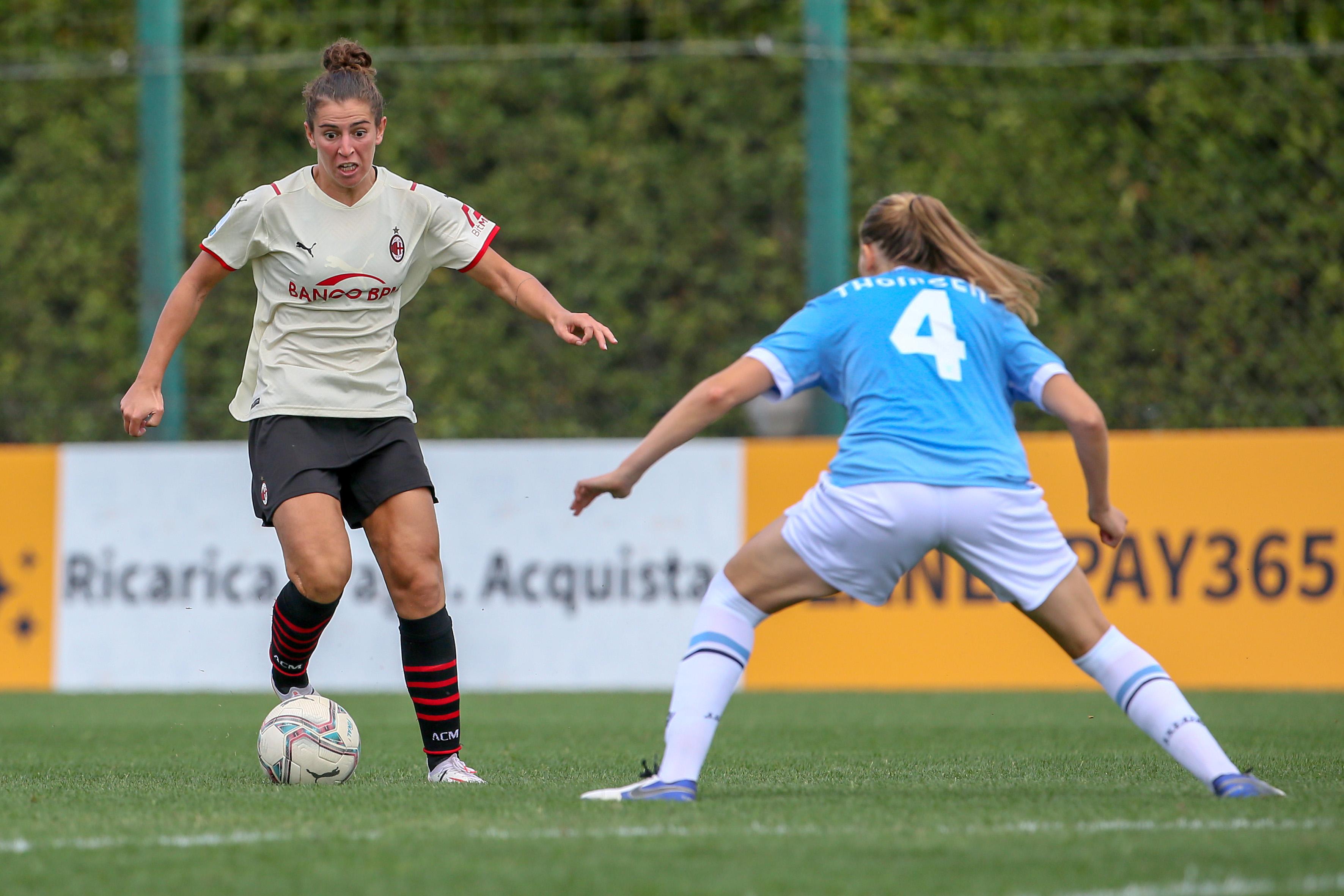 SS Lazio v AC Milan - Women Serie A