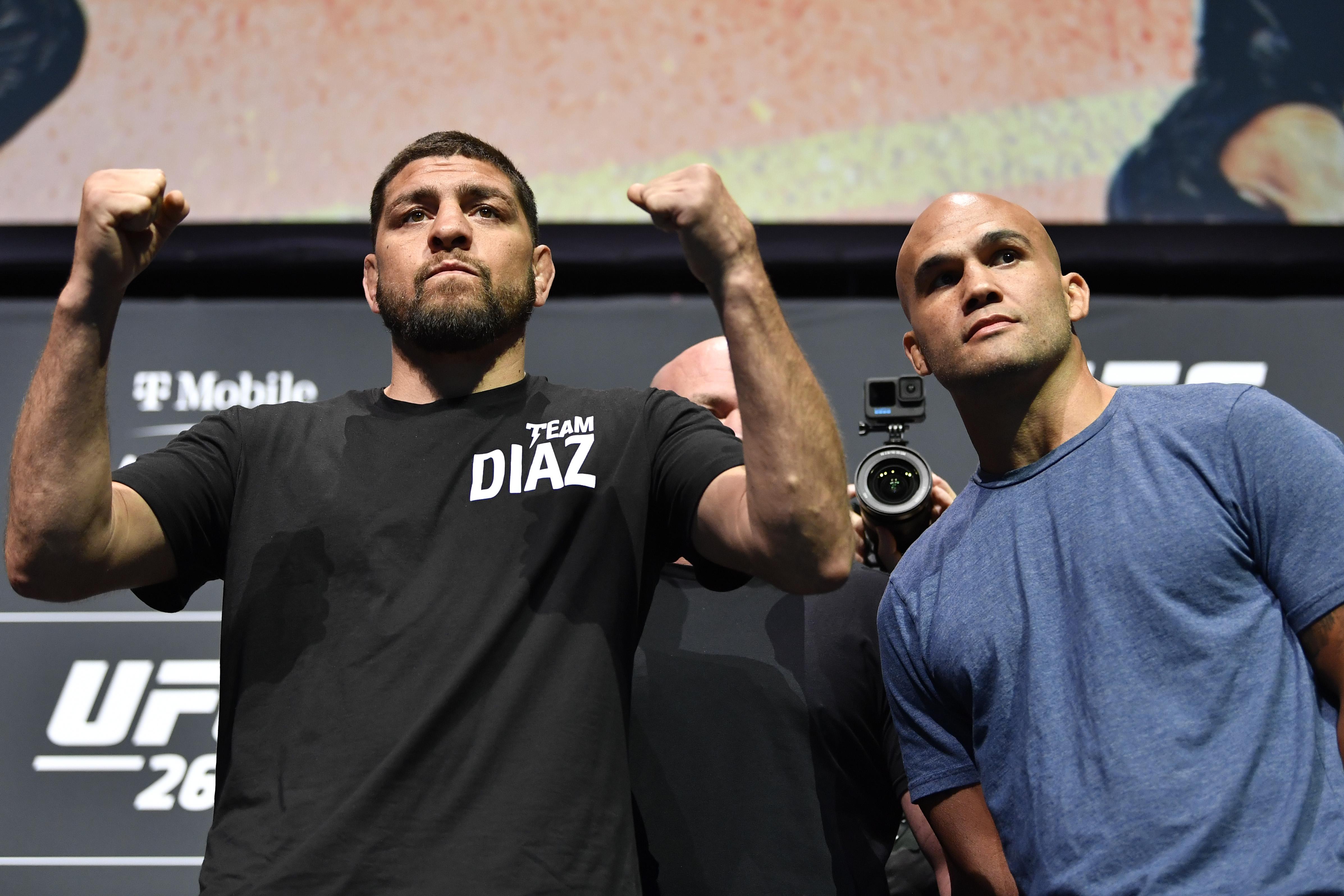 UFC 266: Press Conference