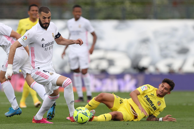 SPAIN-MADRID-FOOTBALL-SPANISH LEAGUE-REAL MADRID VS VILLAREAL CF