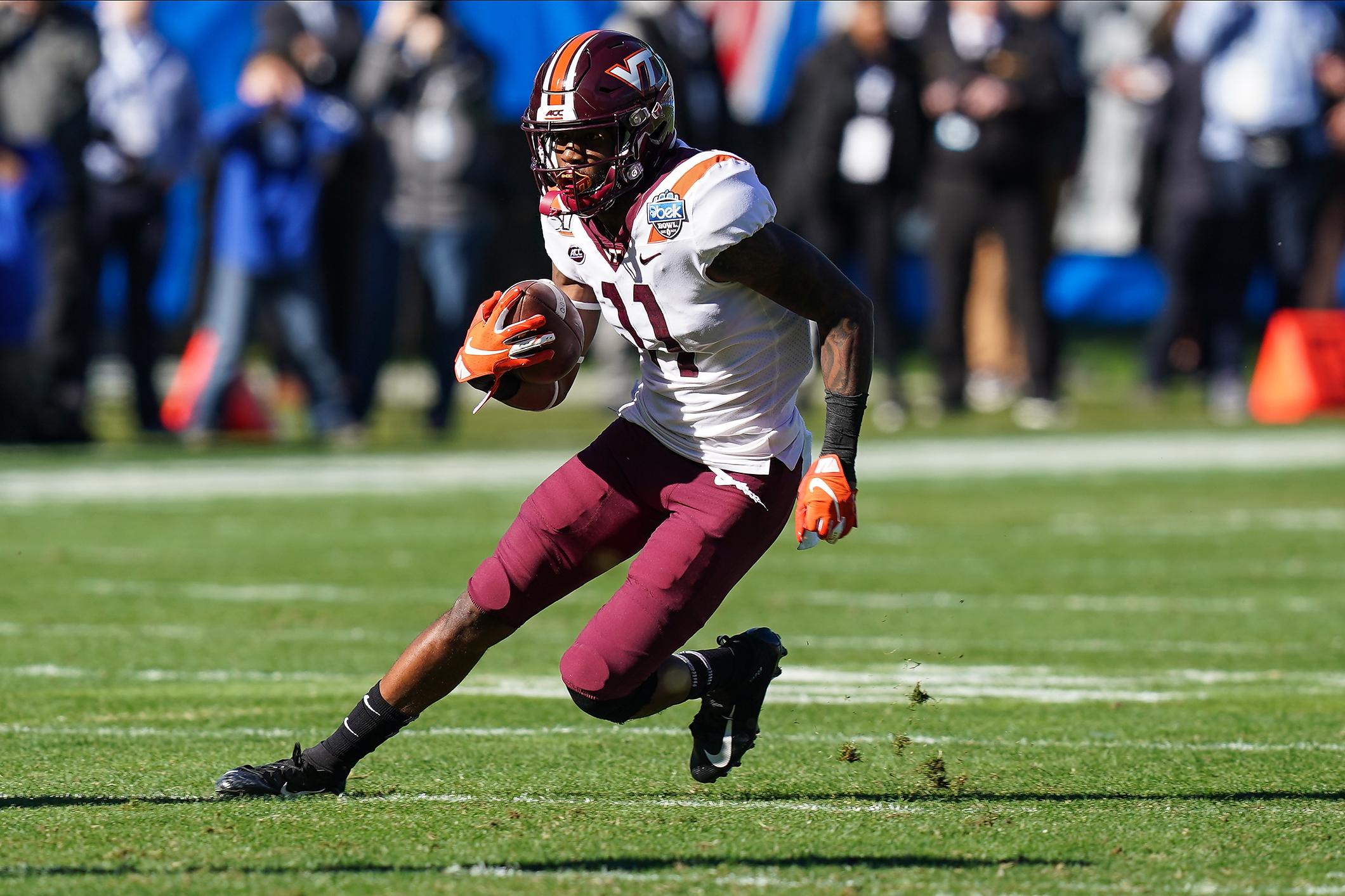 NCAA Football: Belk Bowl-Virginia Tech vs Kentucky
