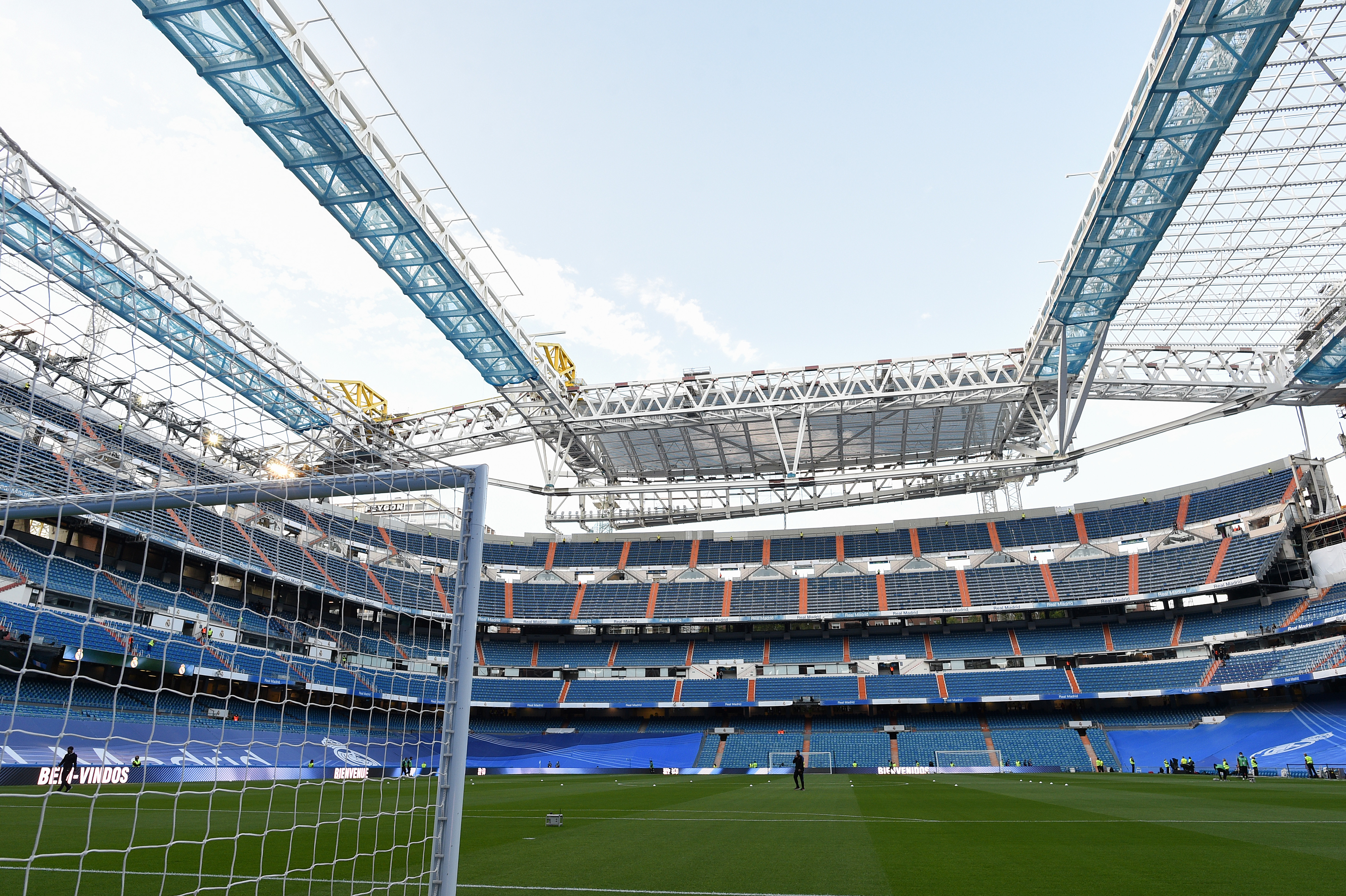 Real Madrid CF v Villarreal CF - La Liga Santander